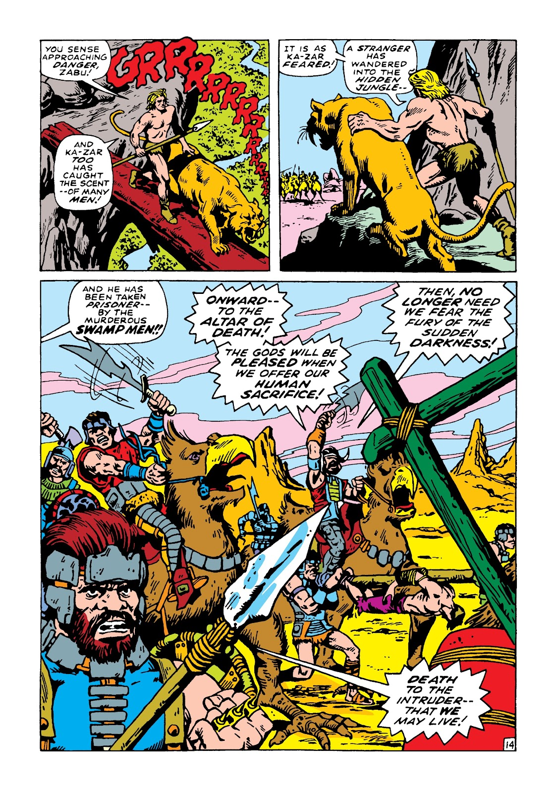 Read online Marvel Masterworks: The Incredible Hulk comic -  Issue # TPB 4 (Part 2) - 100