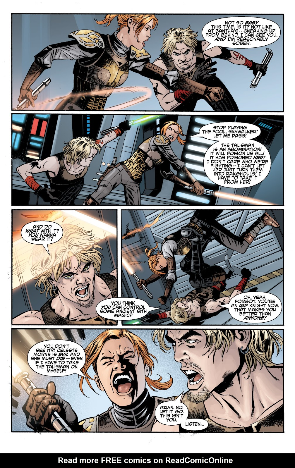 Read online Star Wars Legends: Legacy - Epic Collection comic -  Issue # TPB 2 (Part 3) - 39