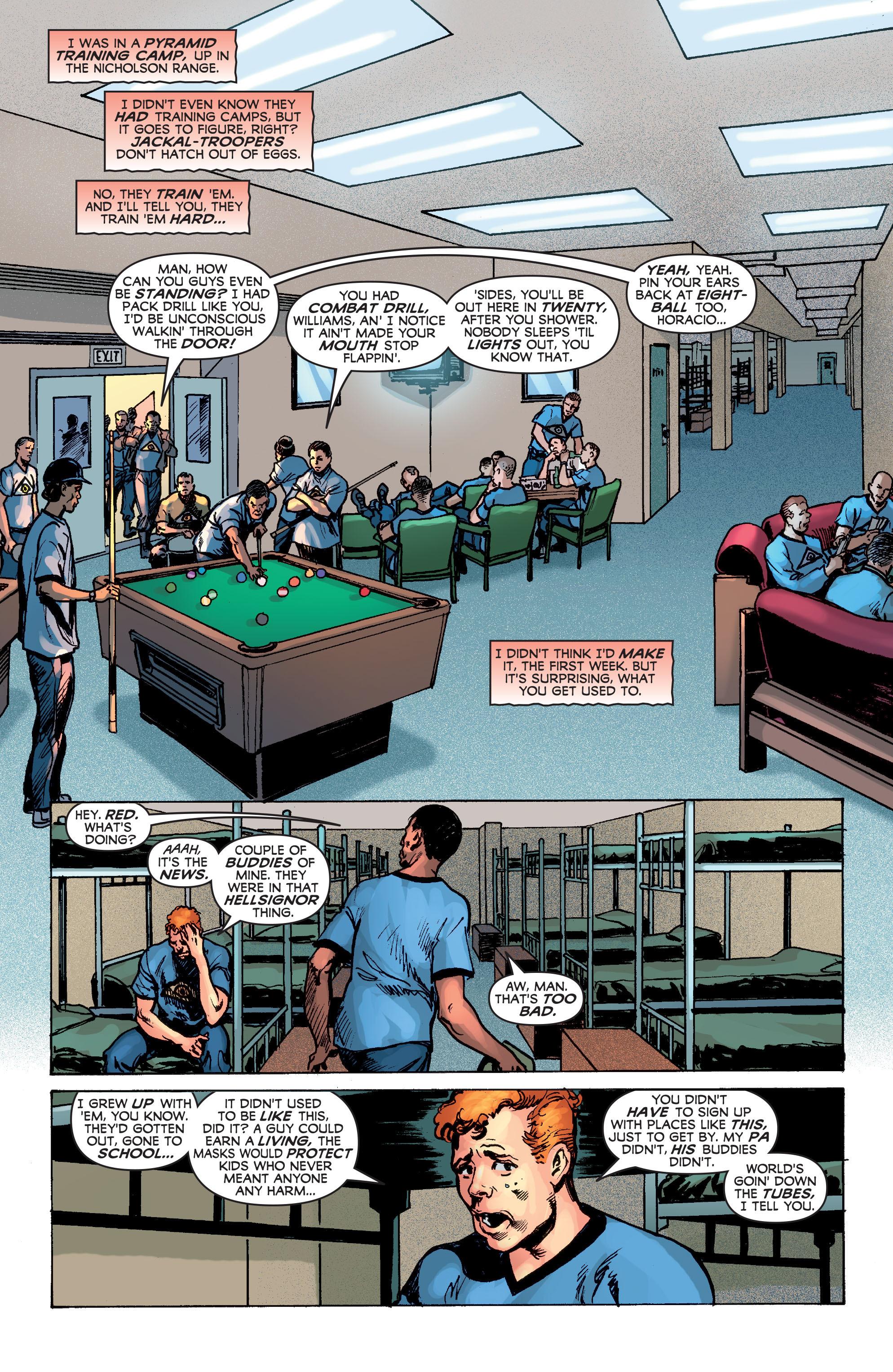 Read online Astro City: Dark Age/Book Three comic -  Issue #1 - 12