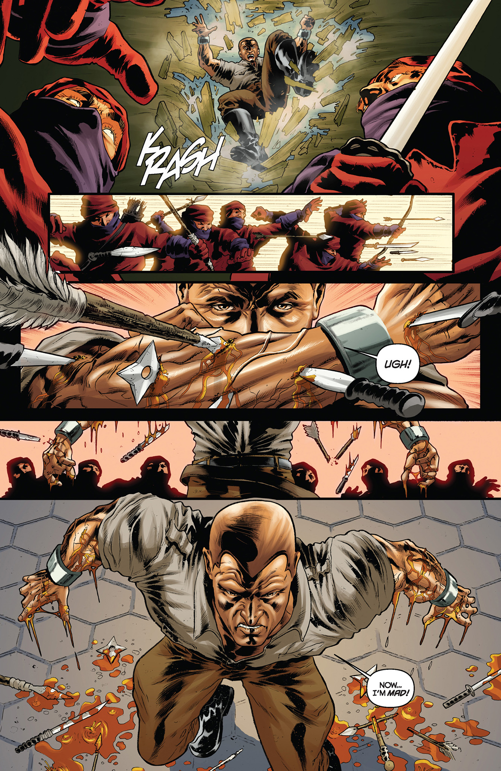 Read online Justice, Inc. comic -  Issue #5 - 20