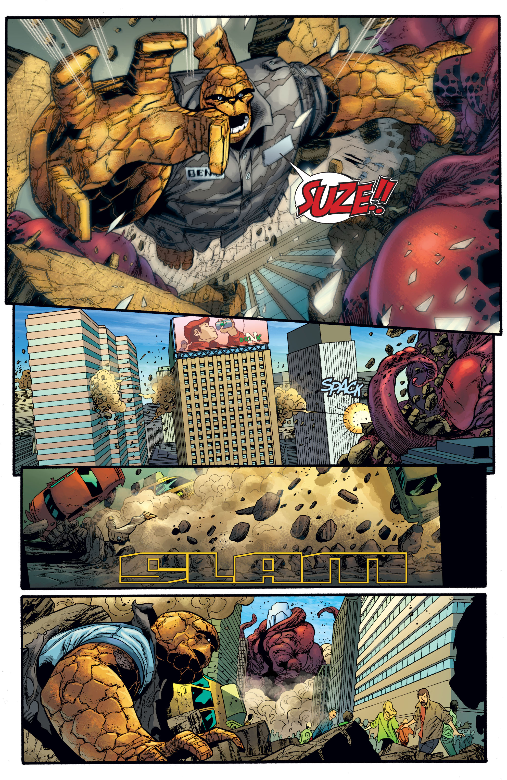 Read online Ultimate Comics Doomsday comic -  Issue # Full - 18