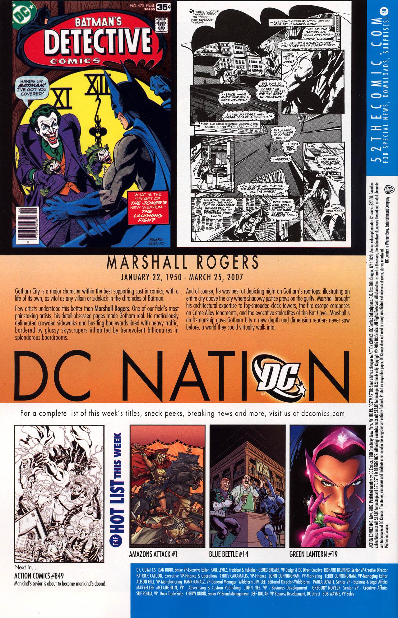 Action Comics (1938) 848 Page 32