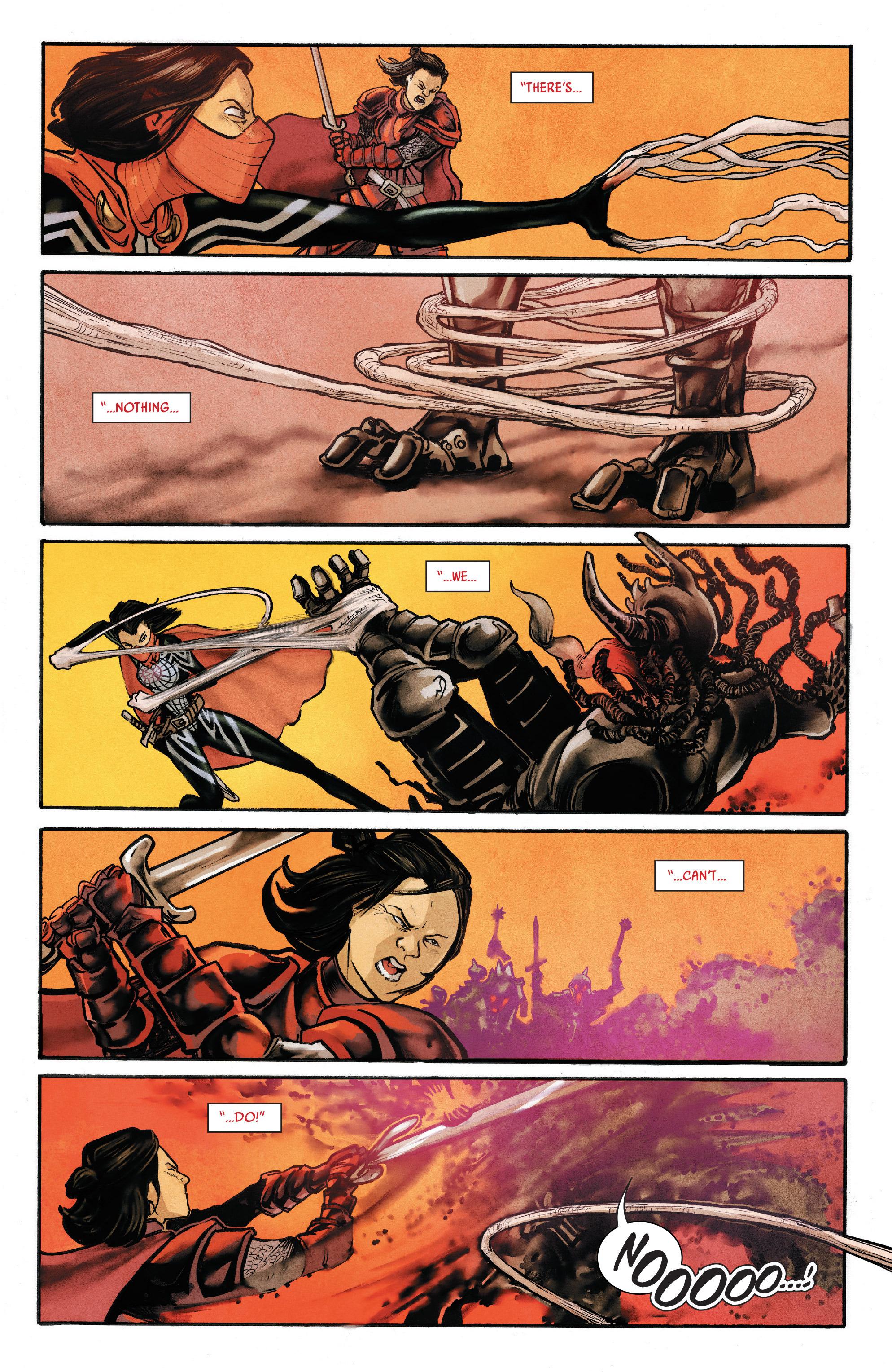 Read online Silk (2016) comic -  Issue #13 - 9