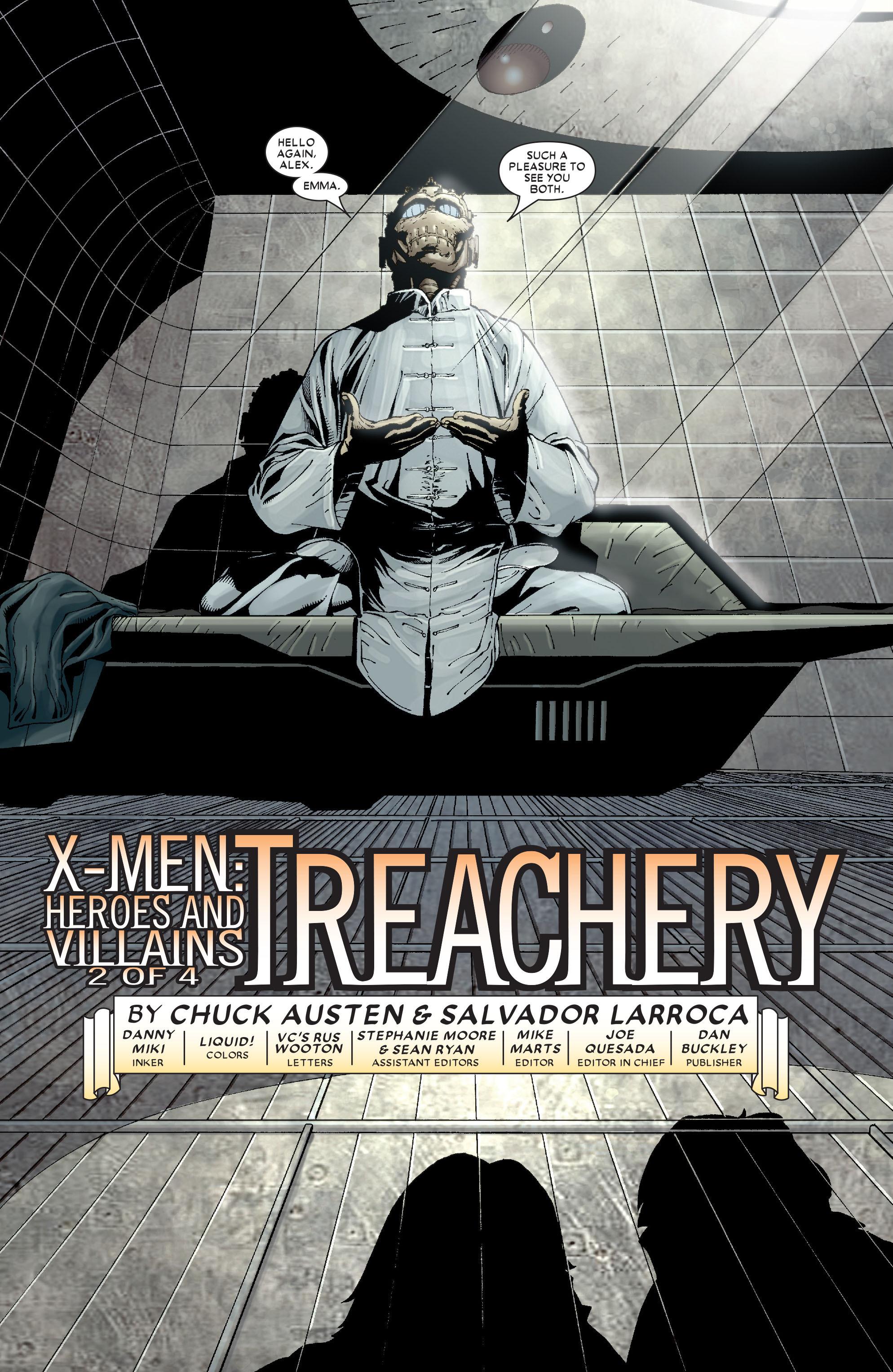 X-Men (1991) 162 Page 2