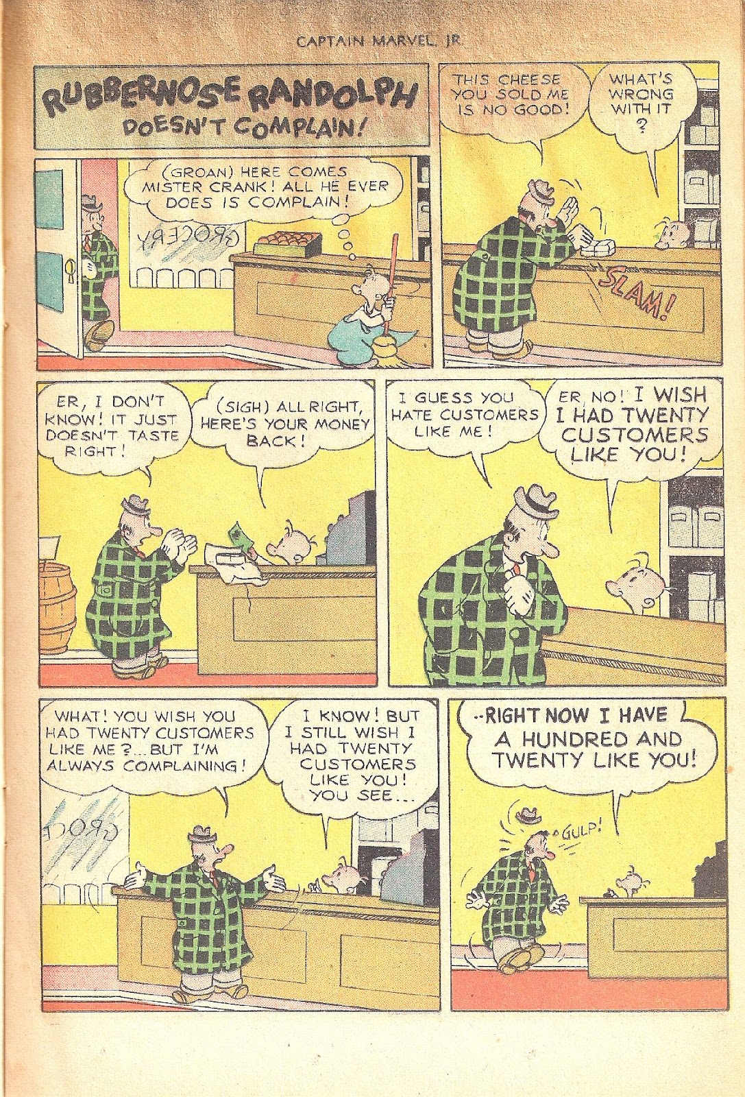 Captain Marvel, Jr. issue 96 - Page 25