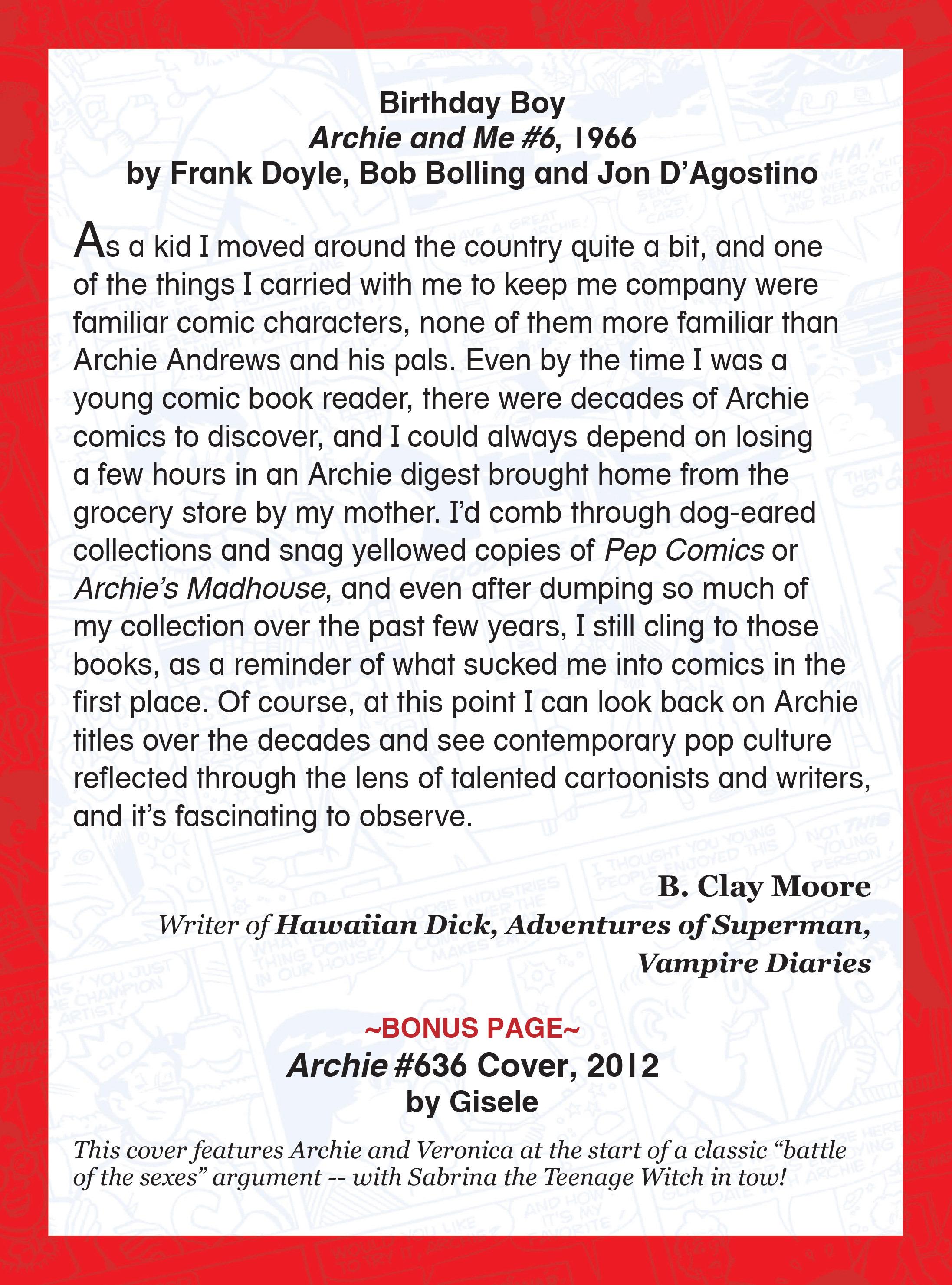 Read online Archie 1000 Page Comics Blowout! comic -  Issue # TPB (Part 1) - 154