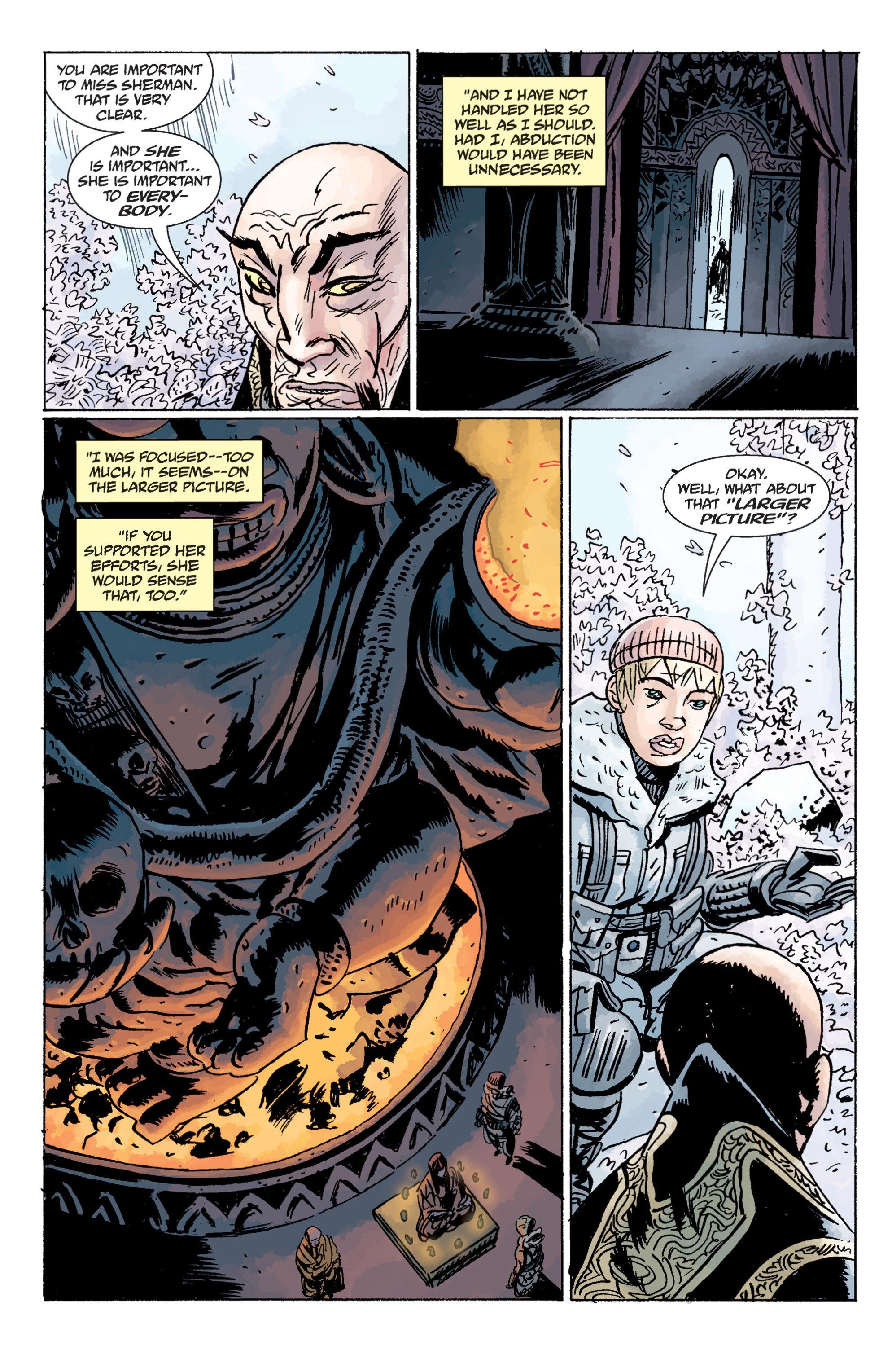 Read online B.P.R.D. (2003) comic -  Issue # TPB 11 - 88