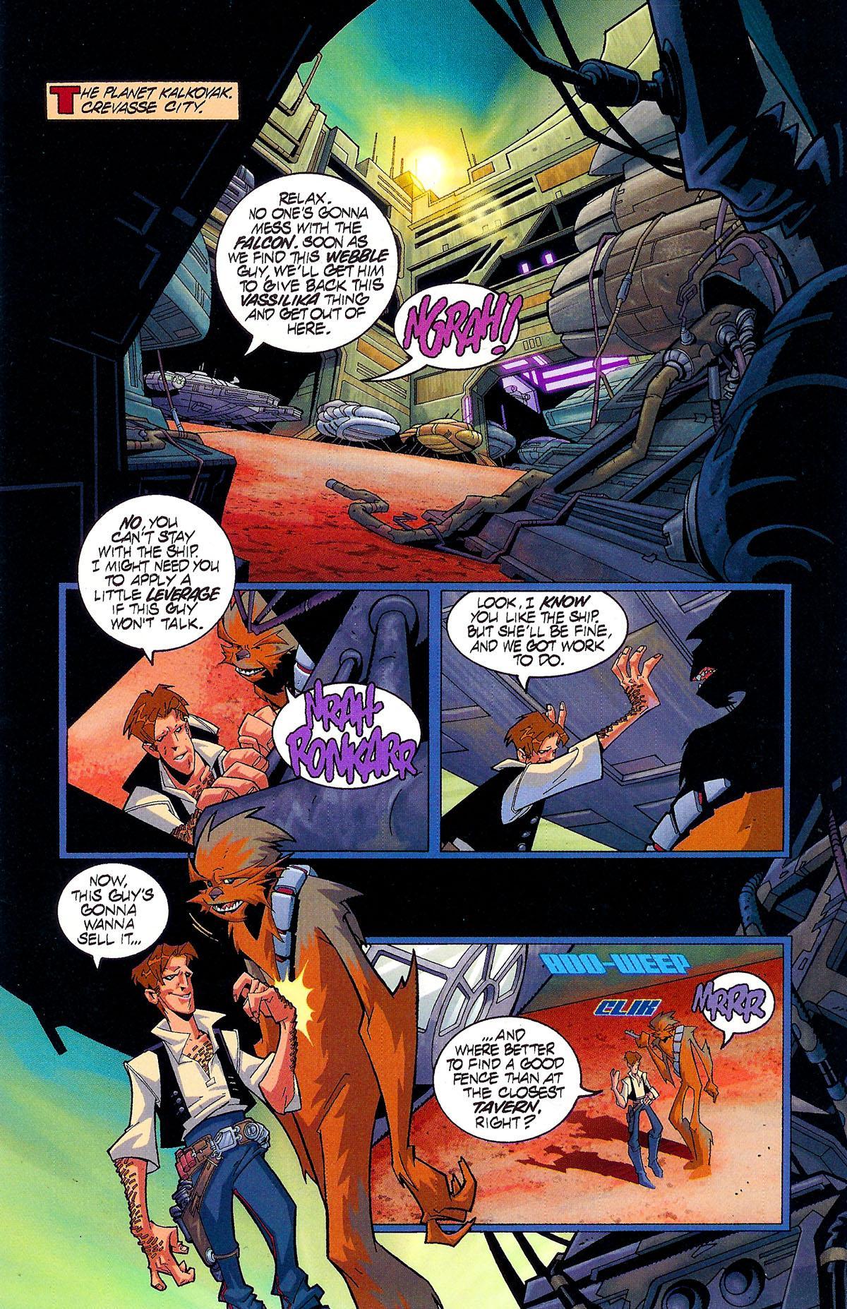 Read online Star Wars Omnibus comic -  Issue # Vol. 12 - 120