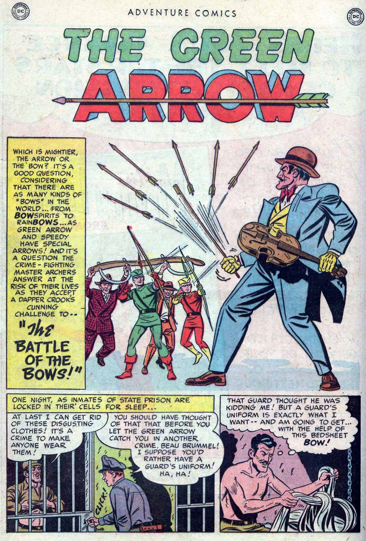 Read online Adventure Comics (1938) comic -  Issue #149 - 30