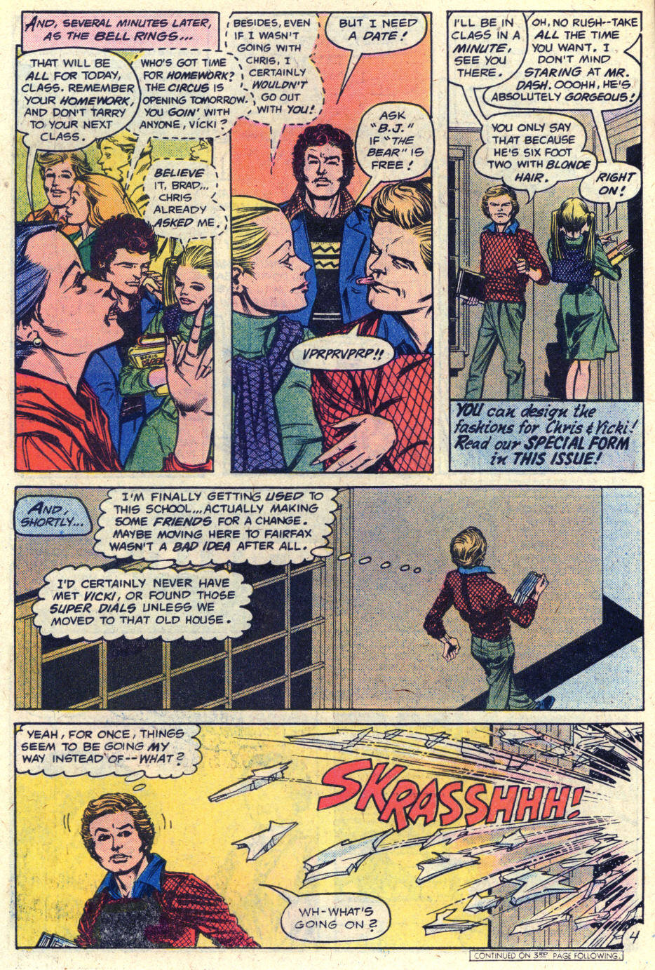 Read online Adventure Comics (1938) comic -  Issue #480 - 5