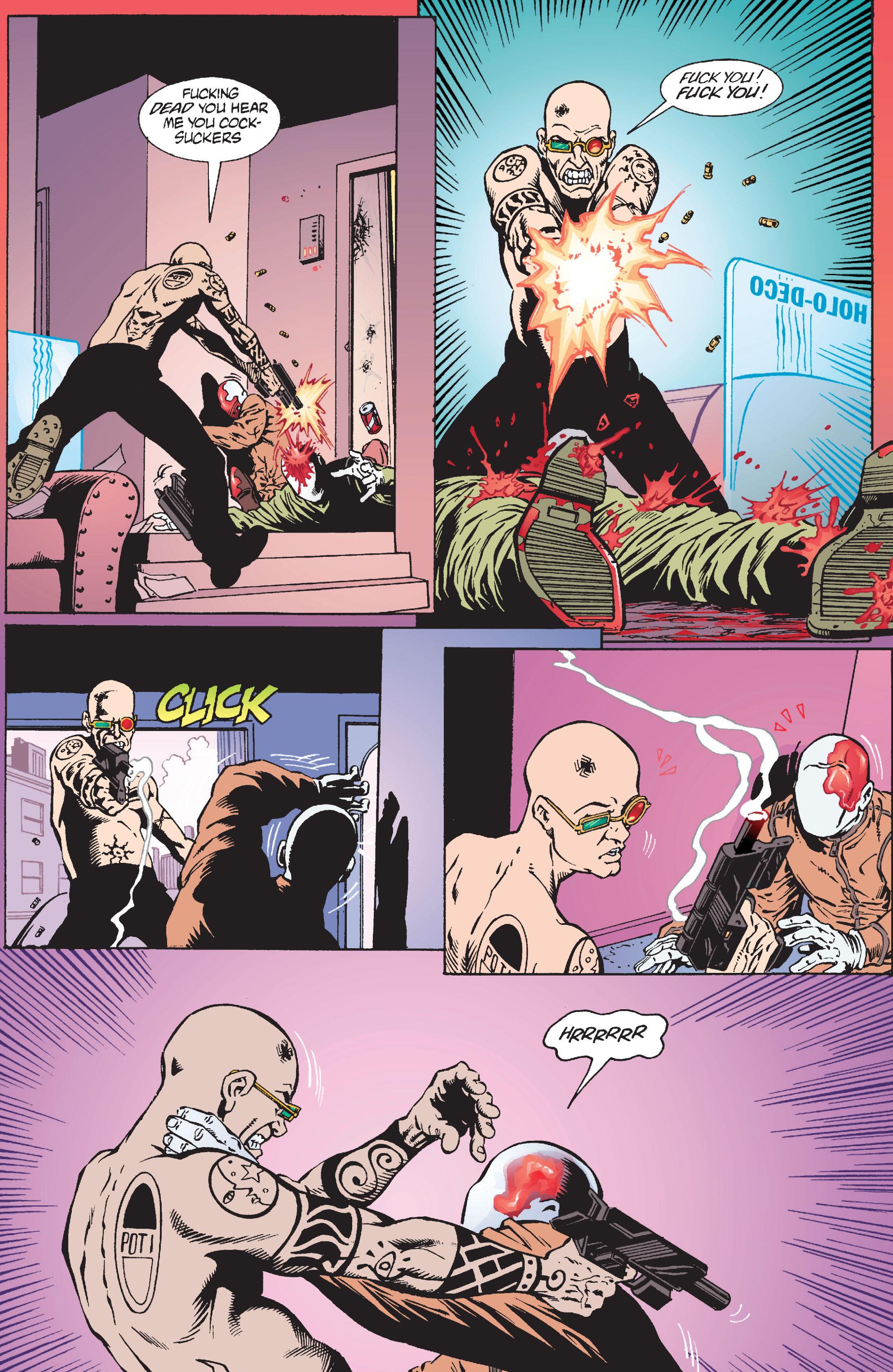 Read online Transmetropolitan comic -  Issue #10 - 11