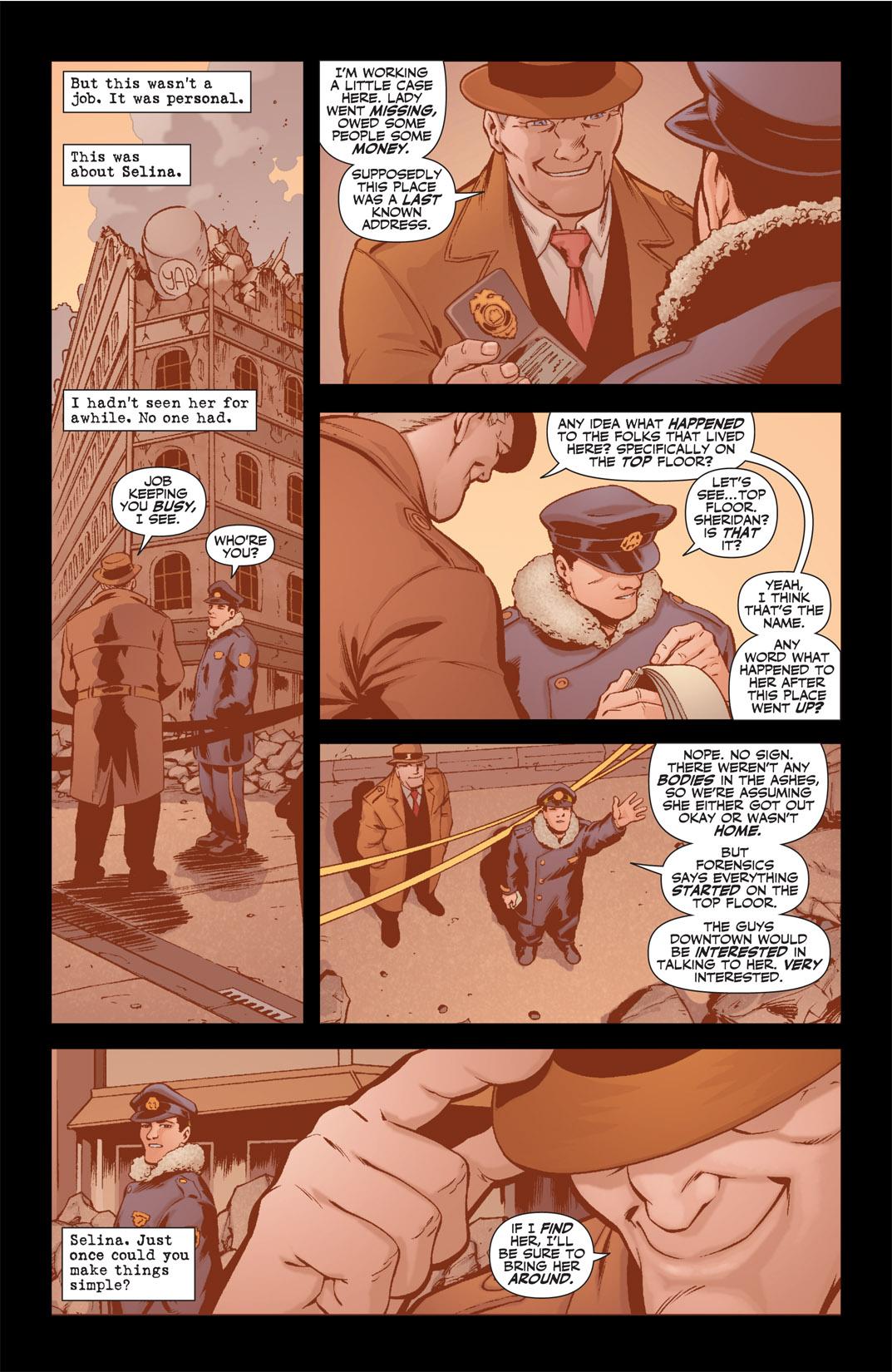 Catwoman (2002) #78 #78 - English 8