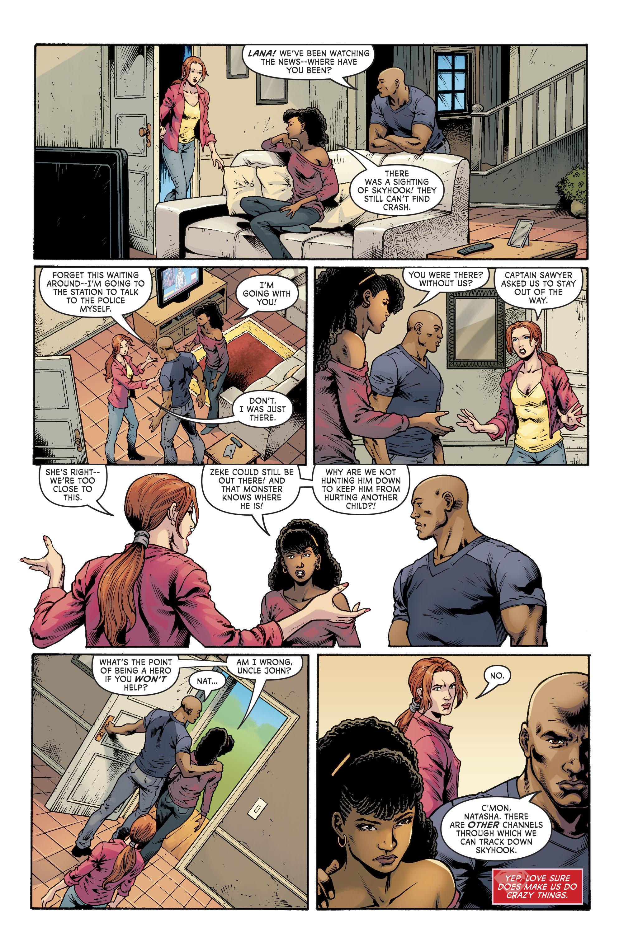 Read online Superwoman comic -  Issue #11 - 15
