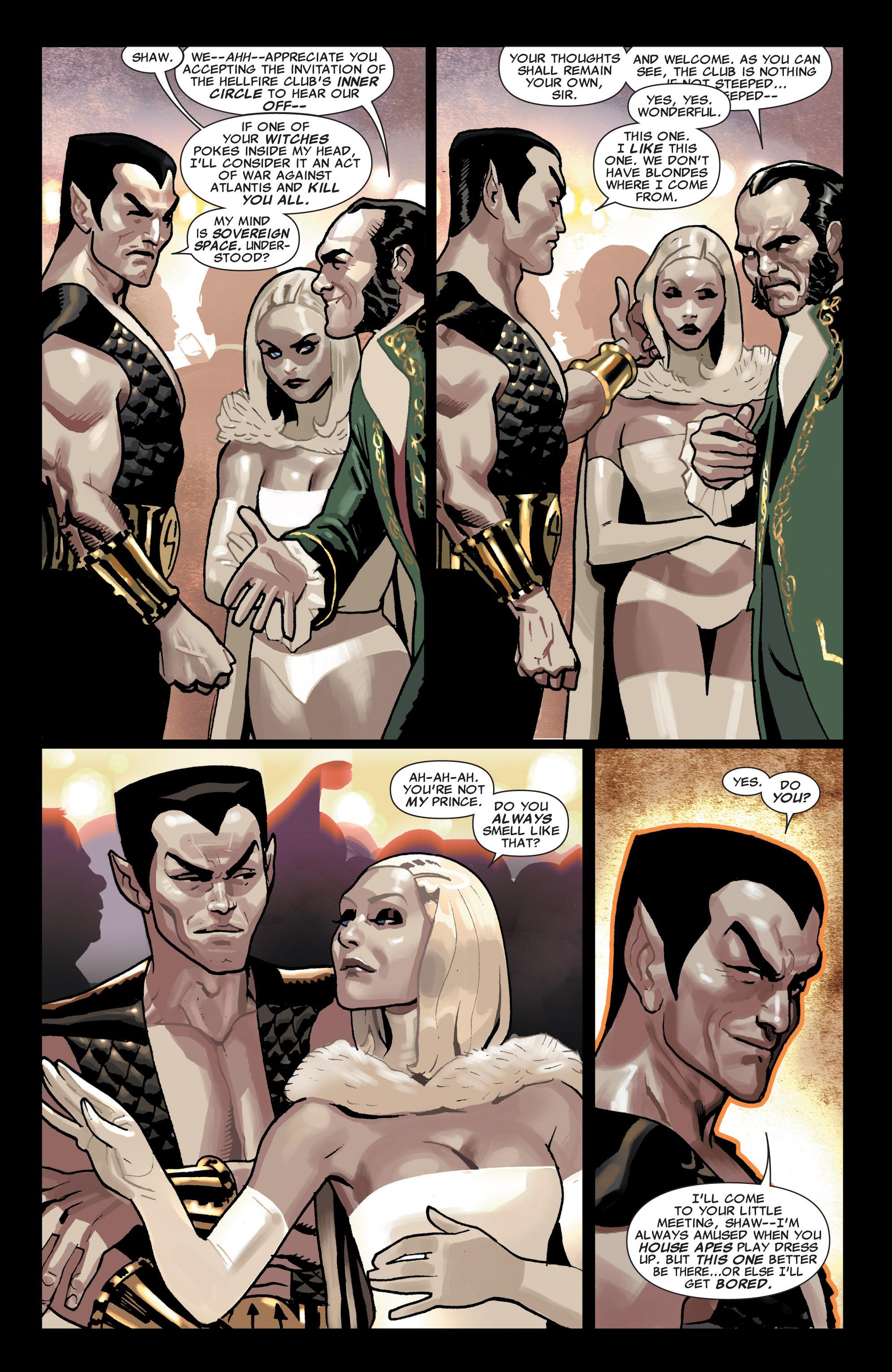 Read online Uncanny X-Men (1963) comic -  Issue # _Annual 2 (2009) - 11