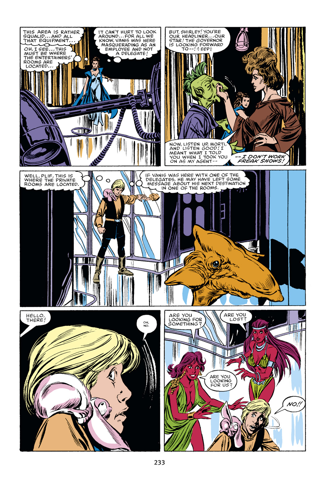Read online Star Wars Omnibus comic -  Issue # Vol. 18 - 219