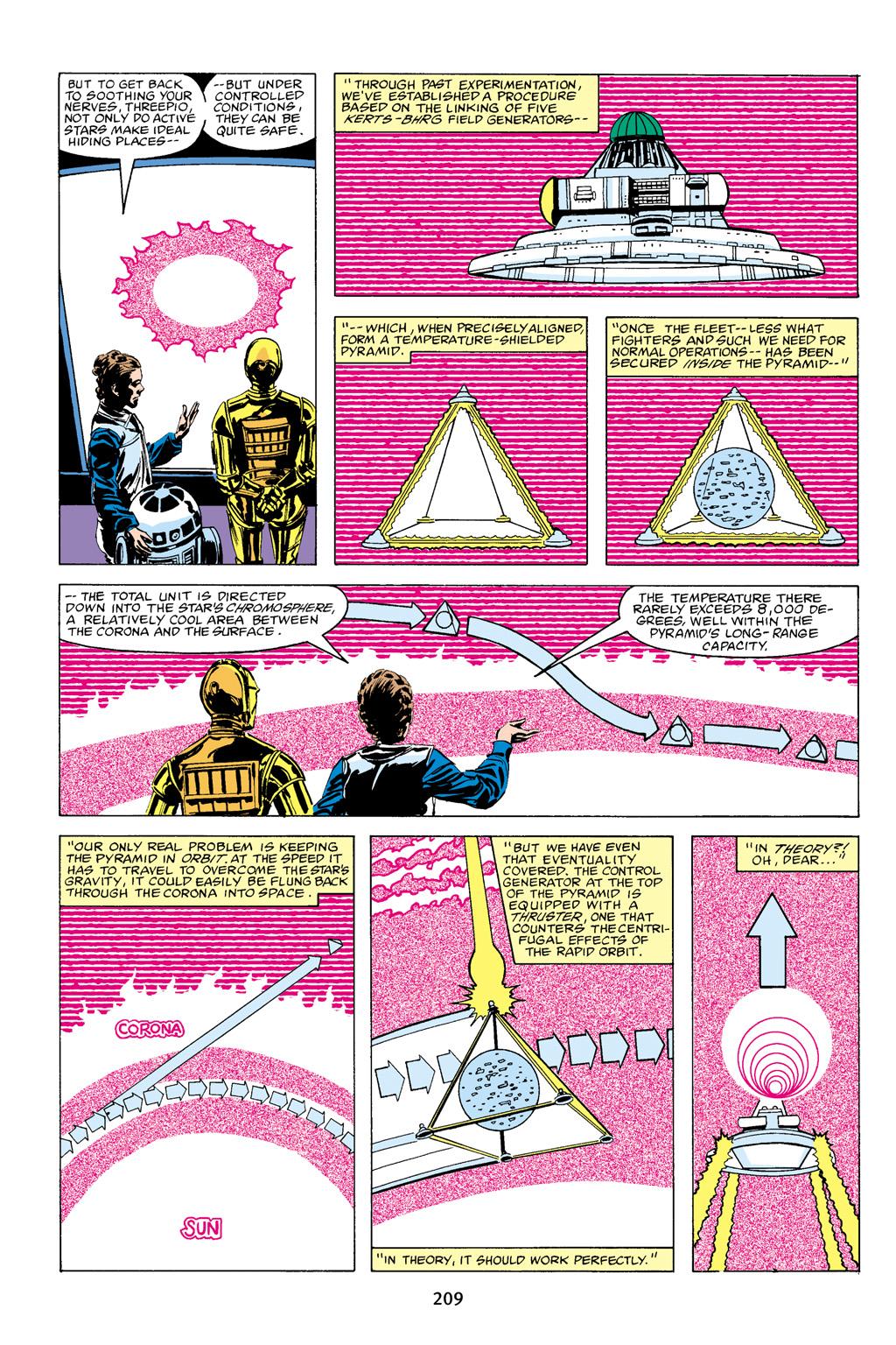 Read online Star Wars Omnibus comic -  Issue # Vol. 16 - 206