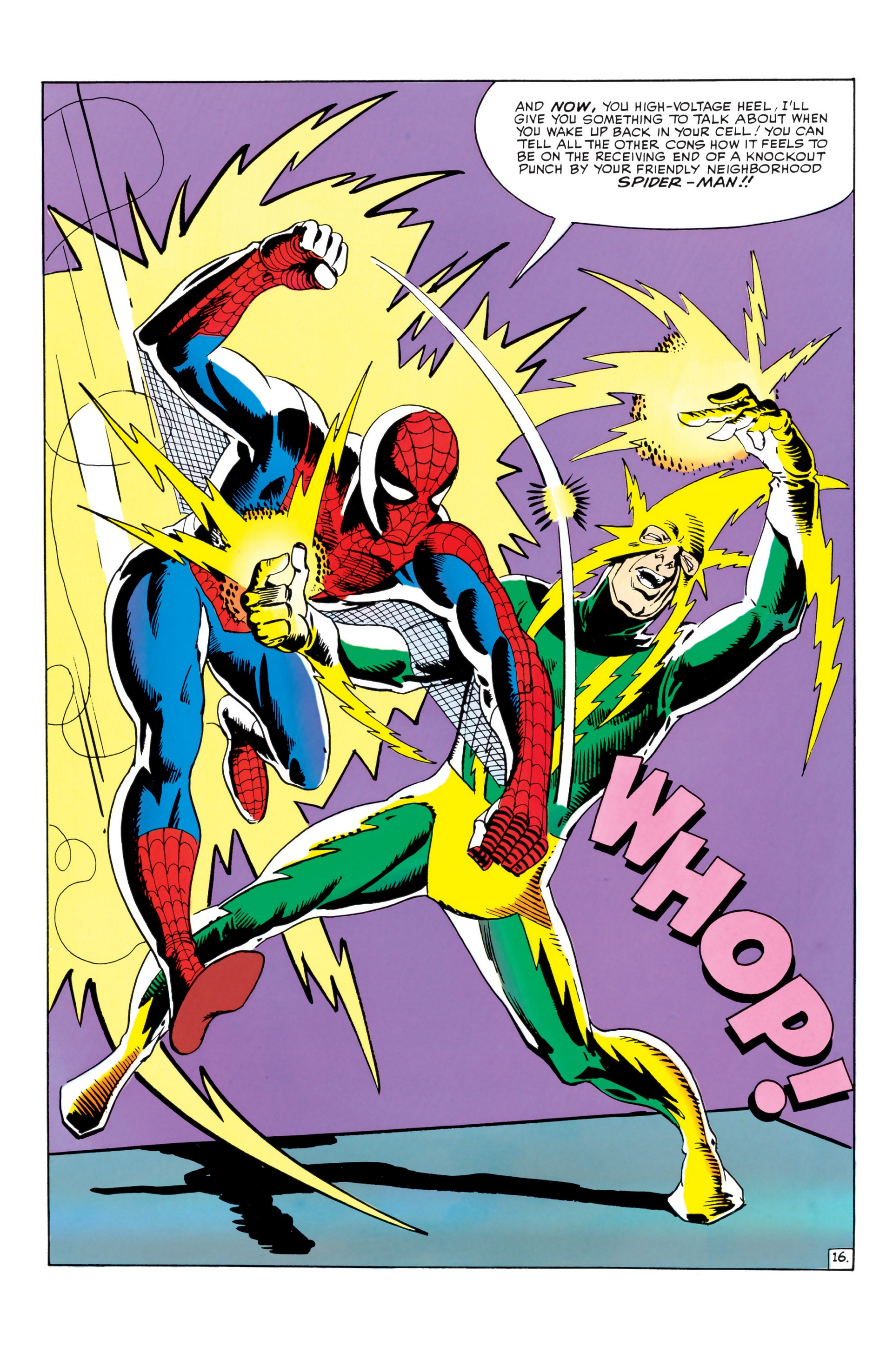 The Amazing Spider-Man (1963) _Annual_1 Page 16