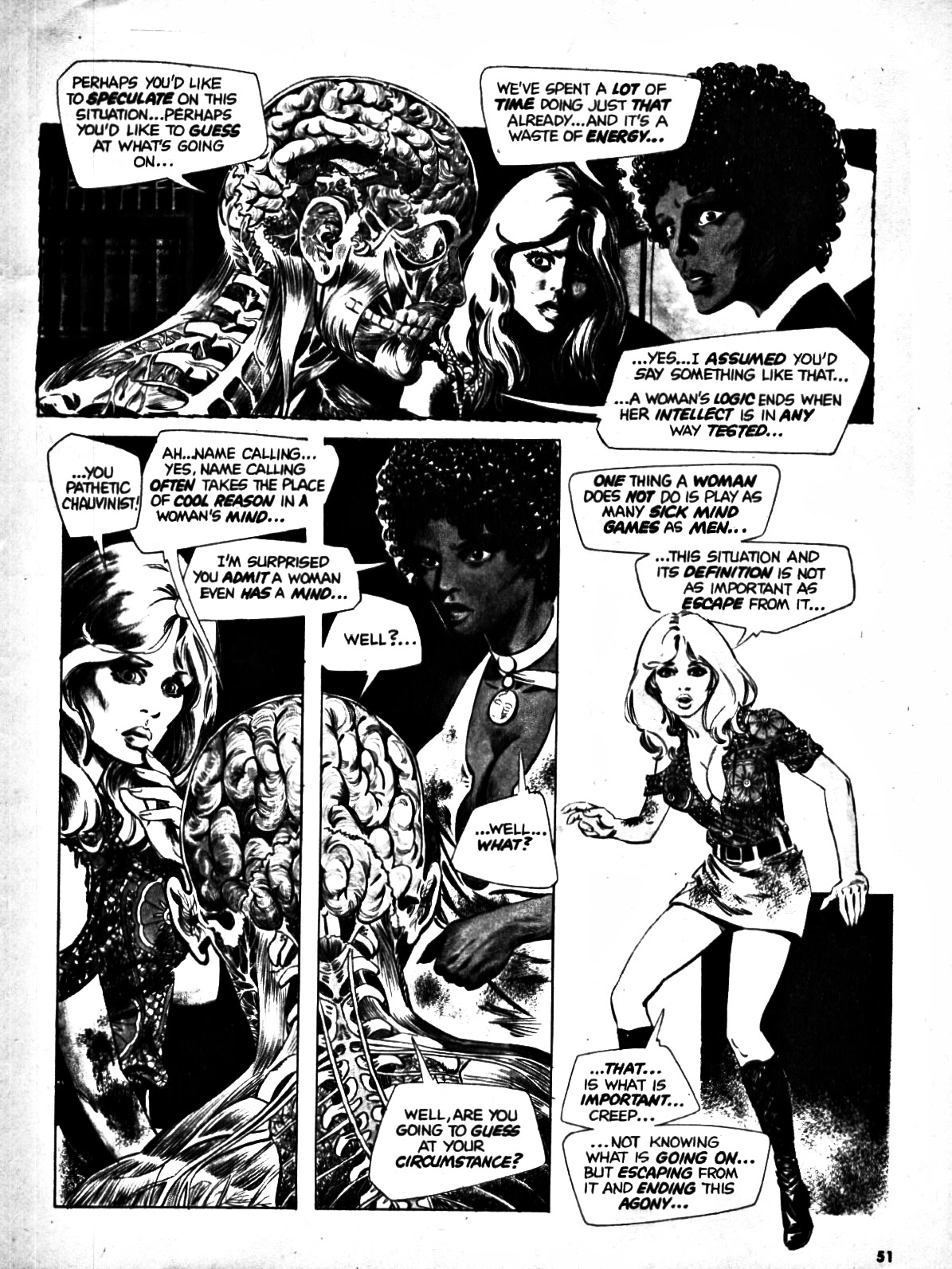 Scream (1973) issue 7 - Page 50