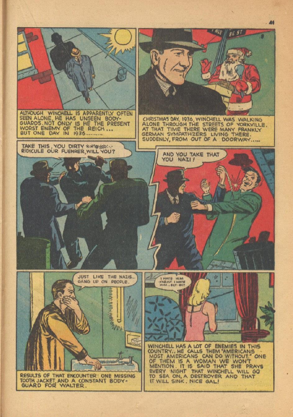 Read online Super-Magician Comics comic -  Issue #13 - 41