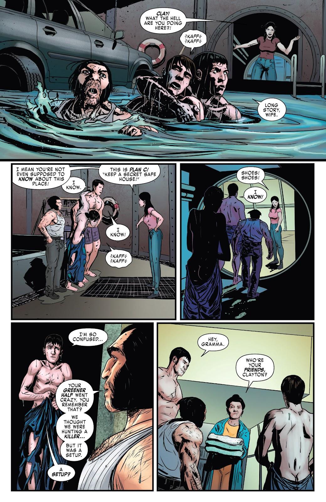 Read online Hulkverines comic -  Issue #2 - 28