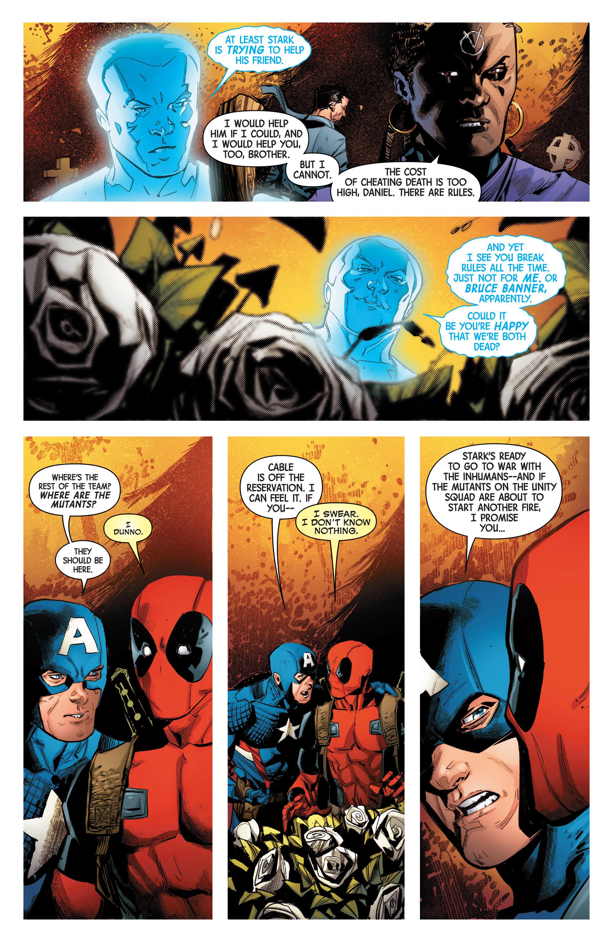 Read online Uncanny Avengers [II] comic -  Issue #14 - 7