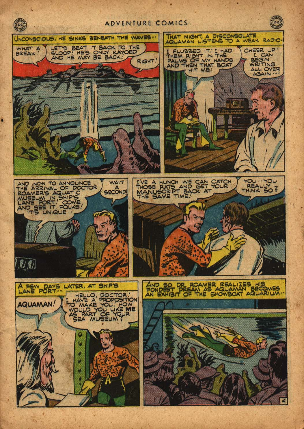 Read online Adventure Comics (1938) comic -  Issue #109 - 13