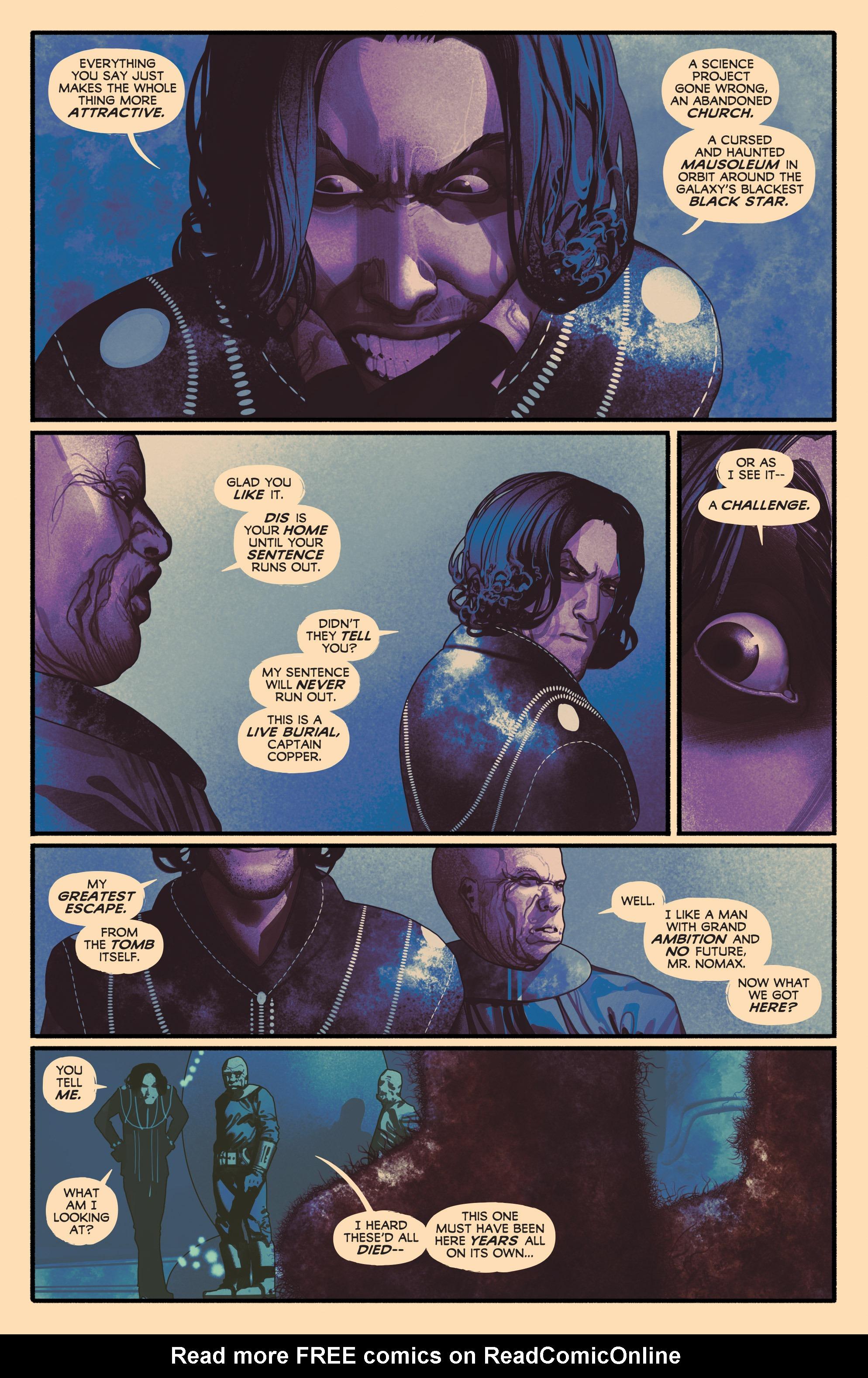 Read online Annihilator comic -  Issue #1 - 14