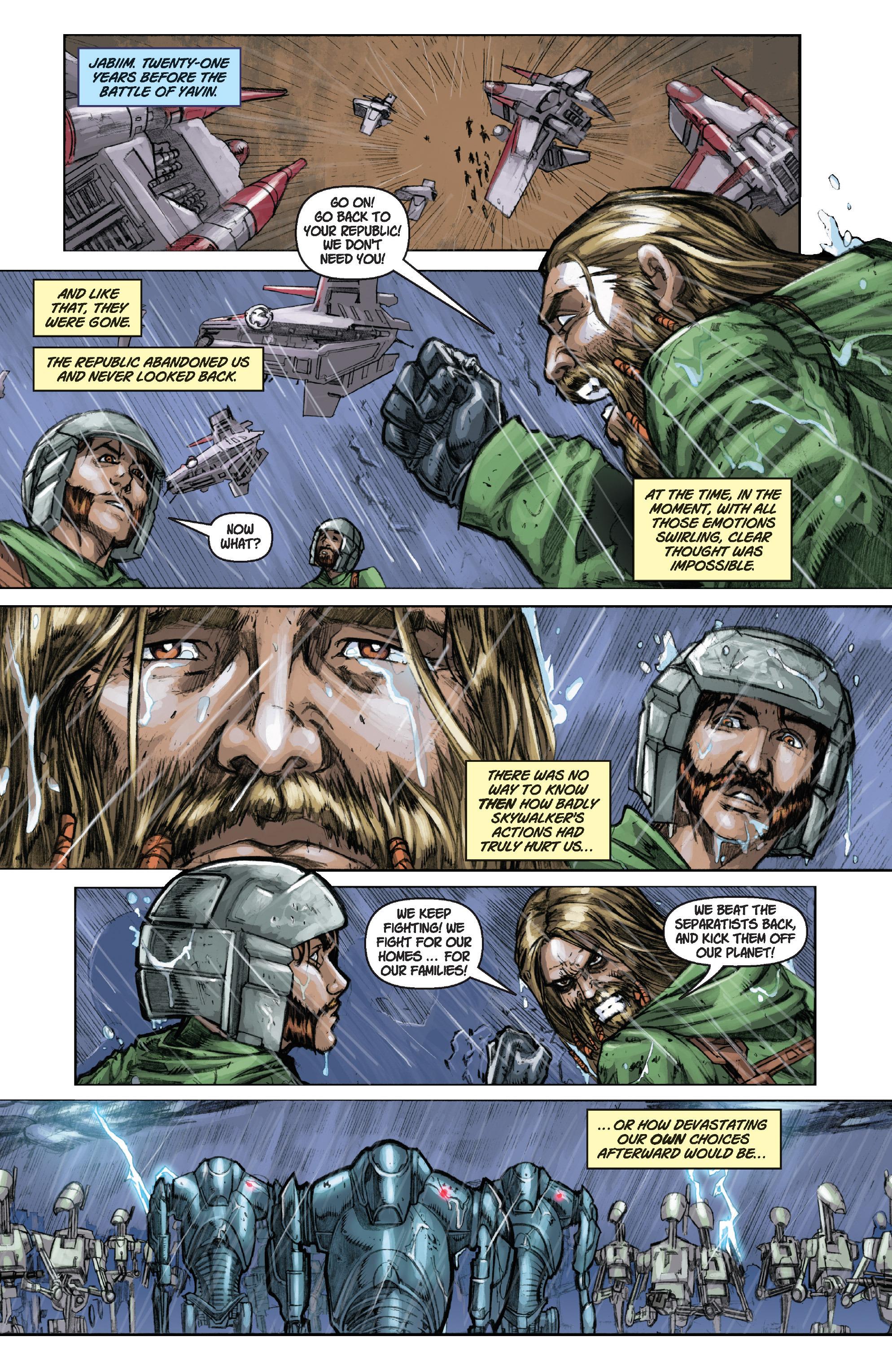 Read online Star Wars Omnibus comic -  Issue # Vol. 20 - 96