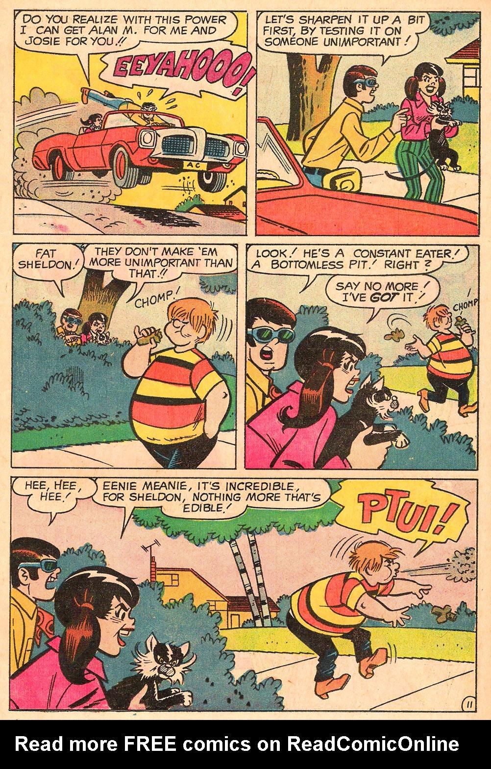 Read online She's Josie comic -  Issue #43 - 15