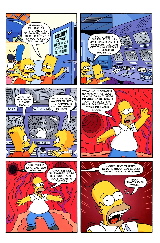 Read online Simpsons Comics comic -  Issue #234 - 11
