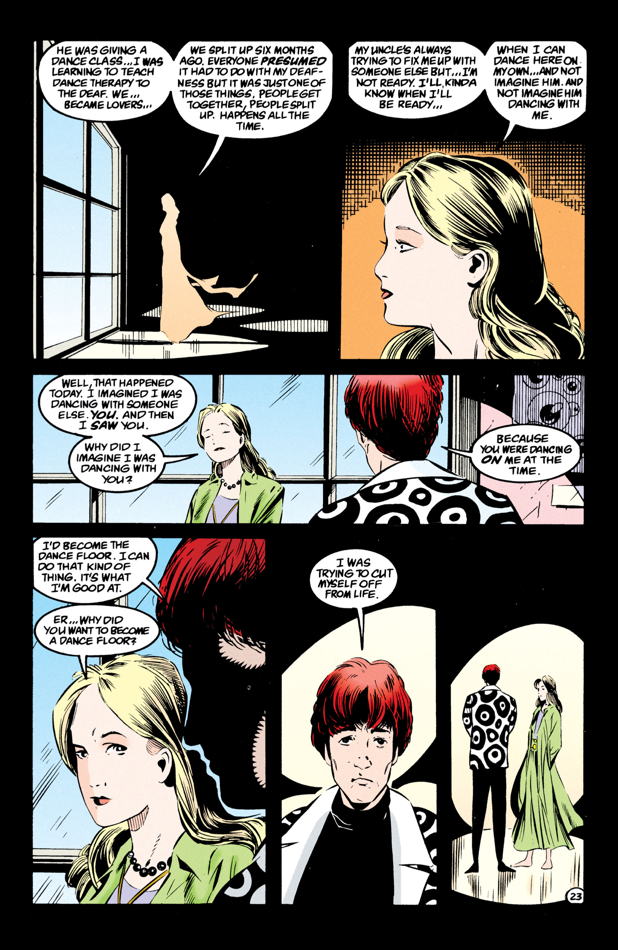 Read online Shade, the Changing Man comic -  Issue #54 - 24