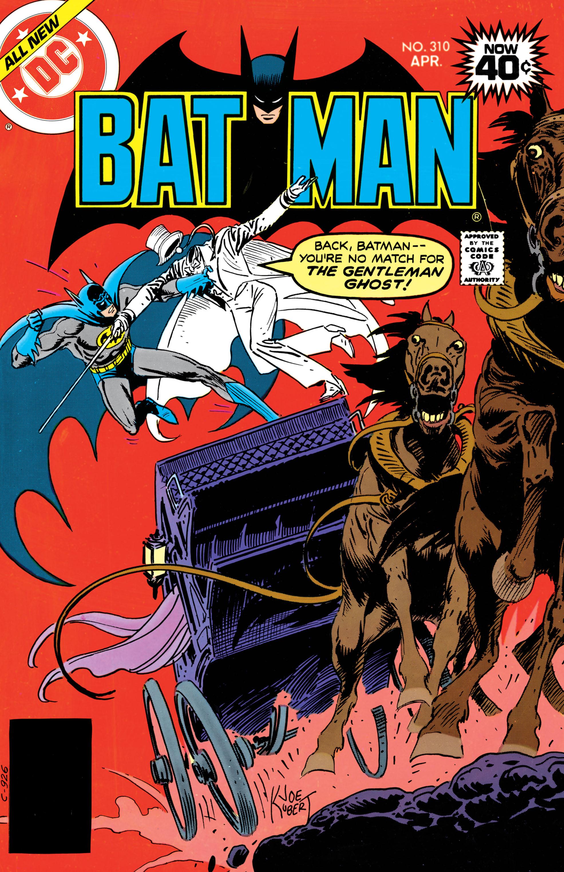 Batman (1940) 310 Page 1