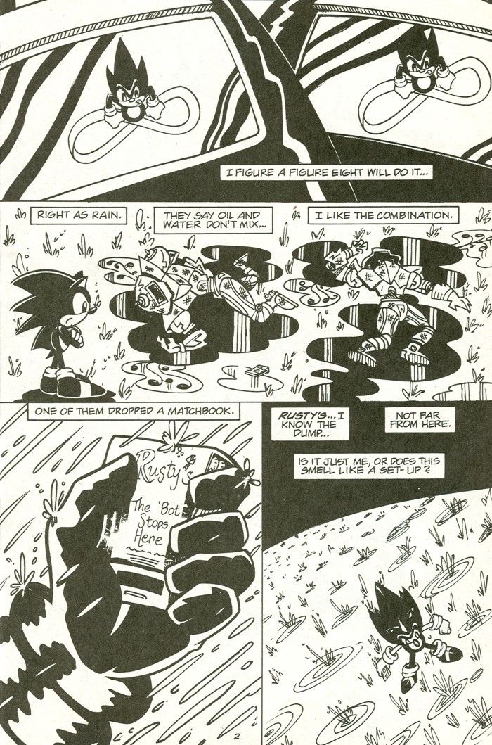 Read online Sonic Super Special comic -  Issue #15 - Naugus games - 30