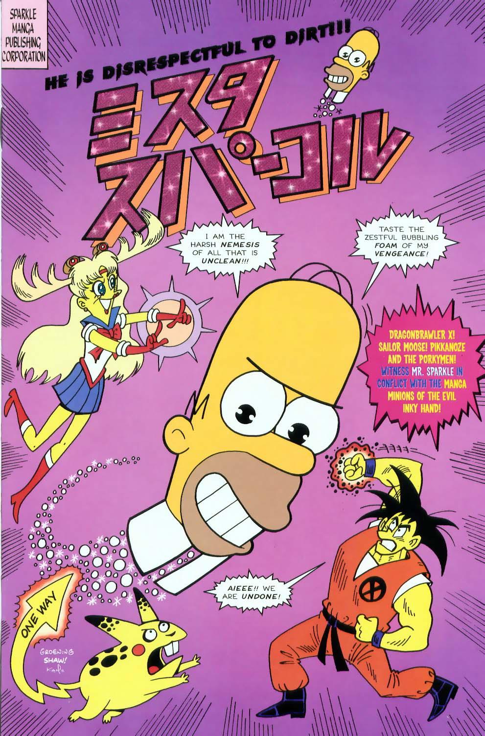Read online Simpsons Comics comic -  Issue #45 - 23