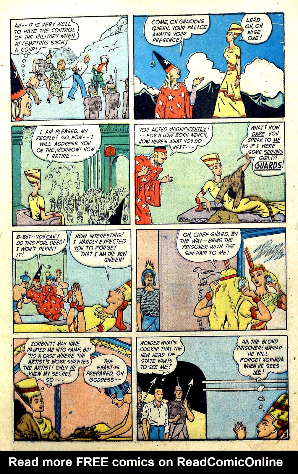 Read online Famous Funnies comic -  Issue #185 - 20