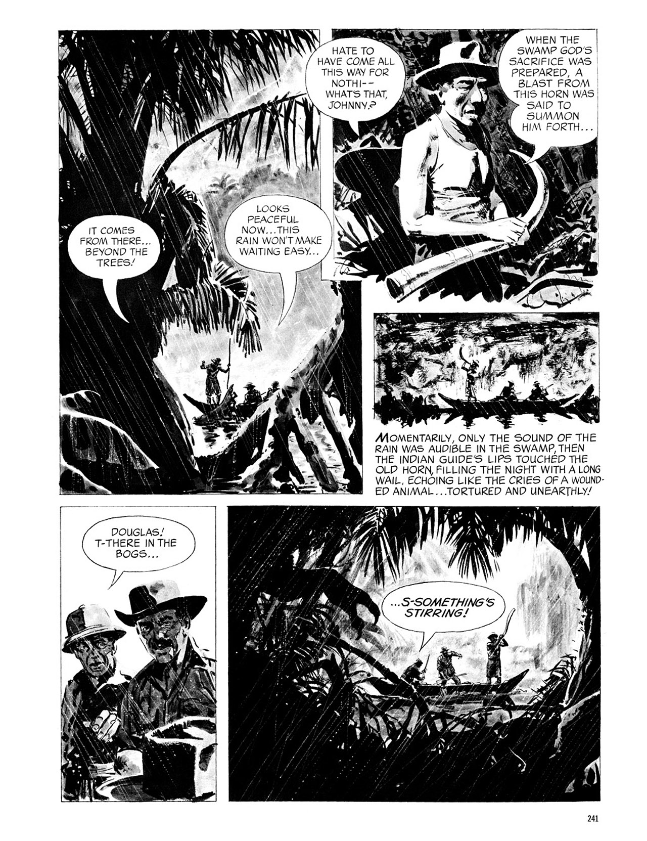Read online Eerie Archives comic -  Issue # TPB 1 - 242