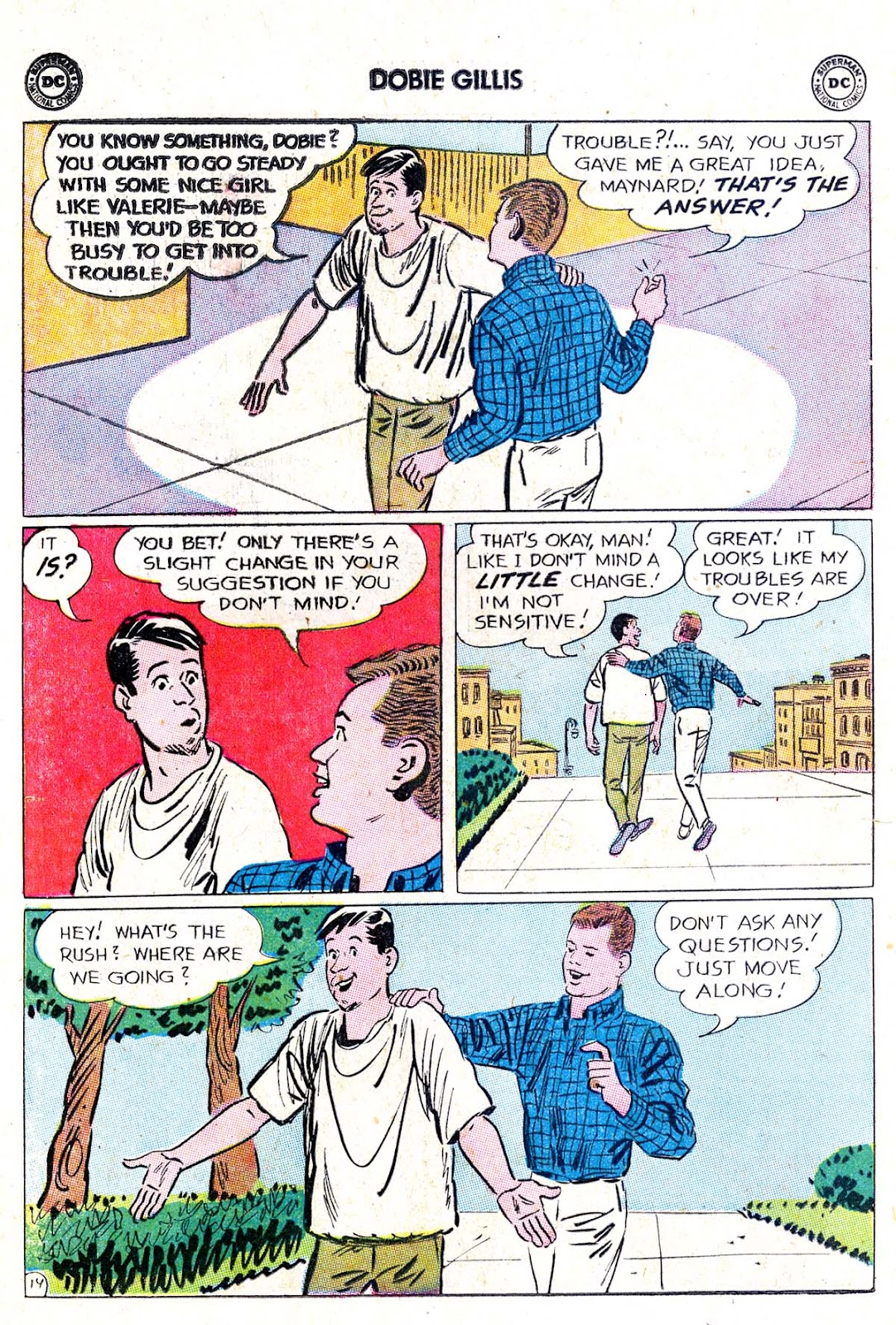 Many Loves of Dobie Gillis issue 21 - Page 18