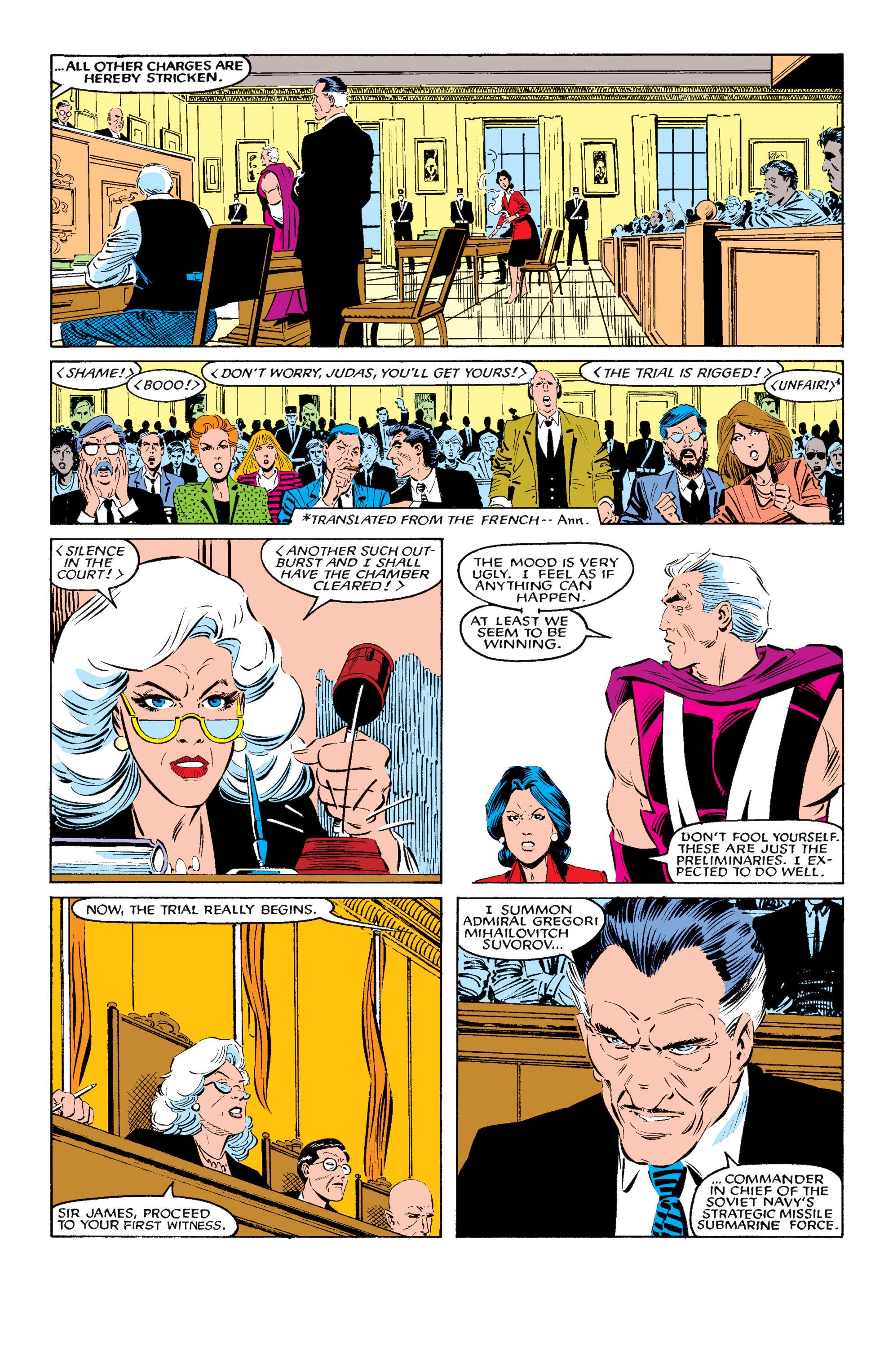 Read online Uncanny X-Men (1963) comic -  Issue #200 - 14