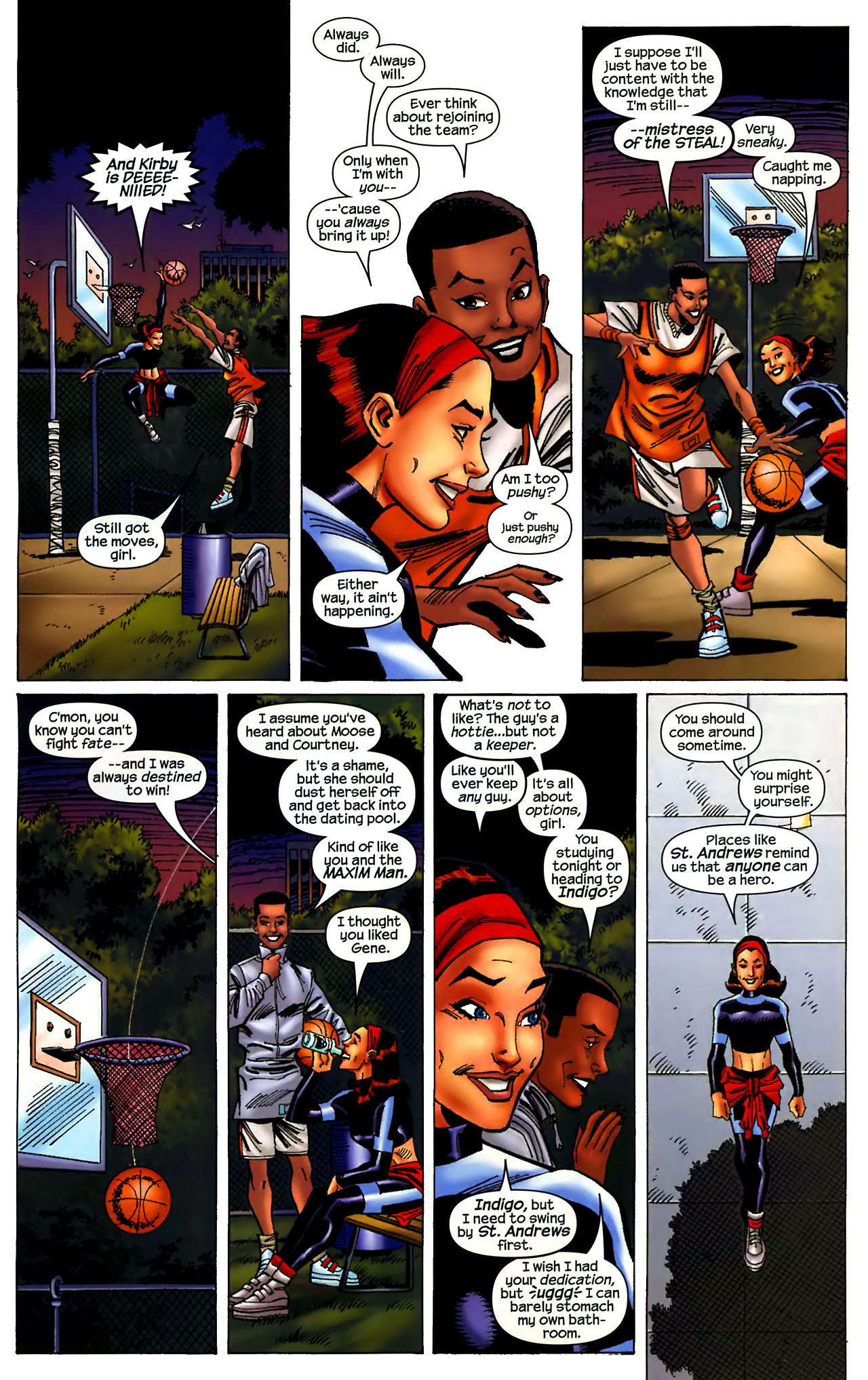 Read online Amazing Spider-Girl comic -  Issue #1 - 14