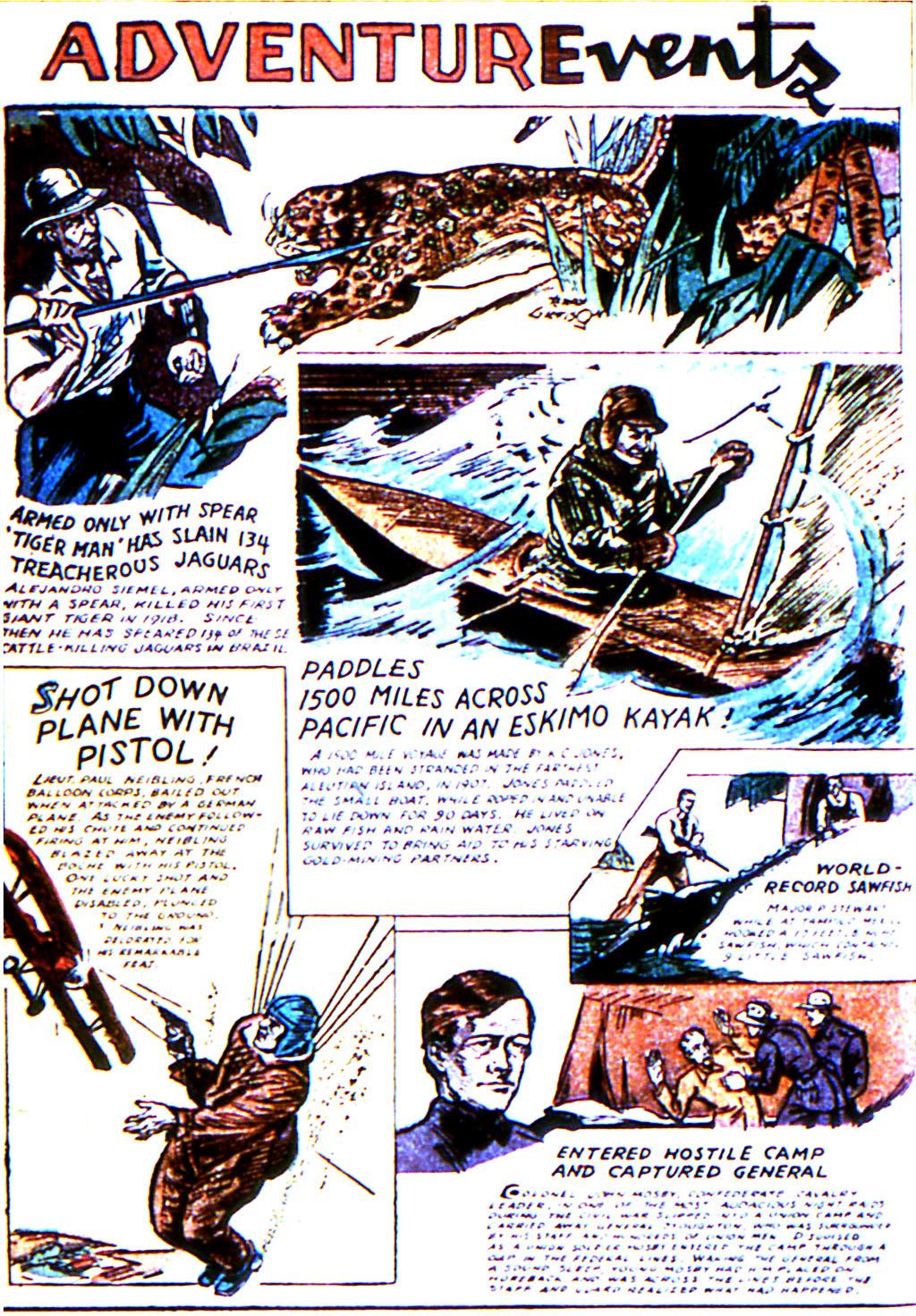 Read online Adventure Comics (1938) comic -  Issue #43 - 42