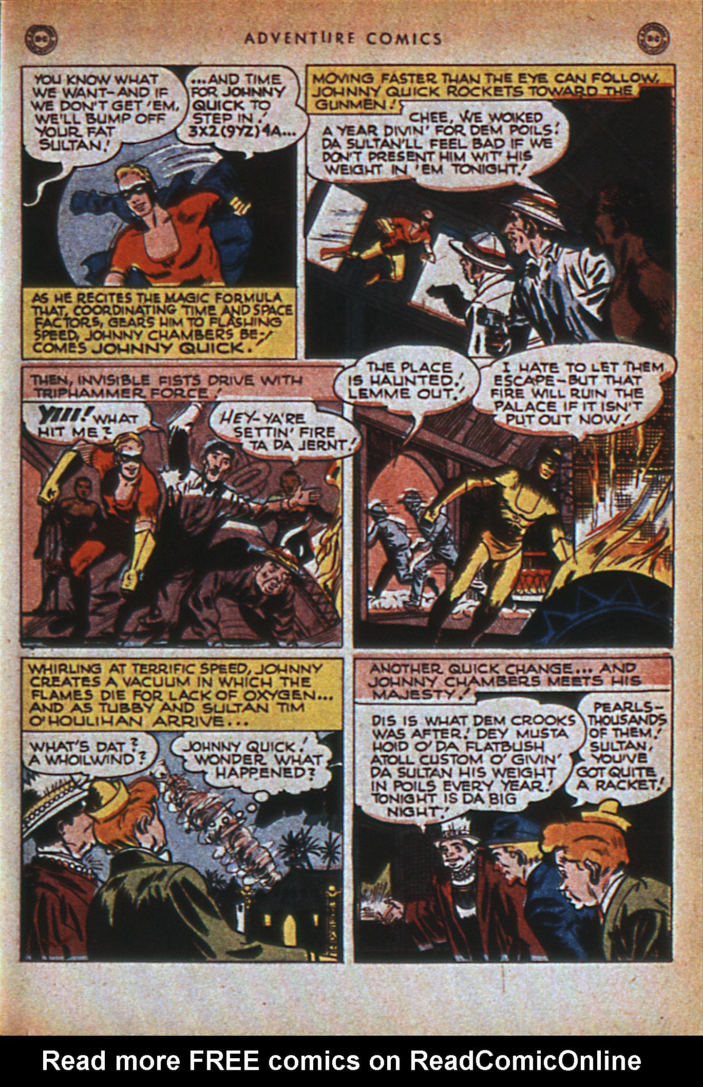 Read online Adventure Comics (1938) comic -  Issue #116 - 44