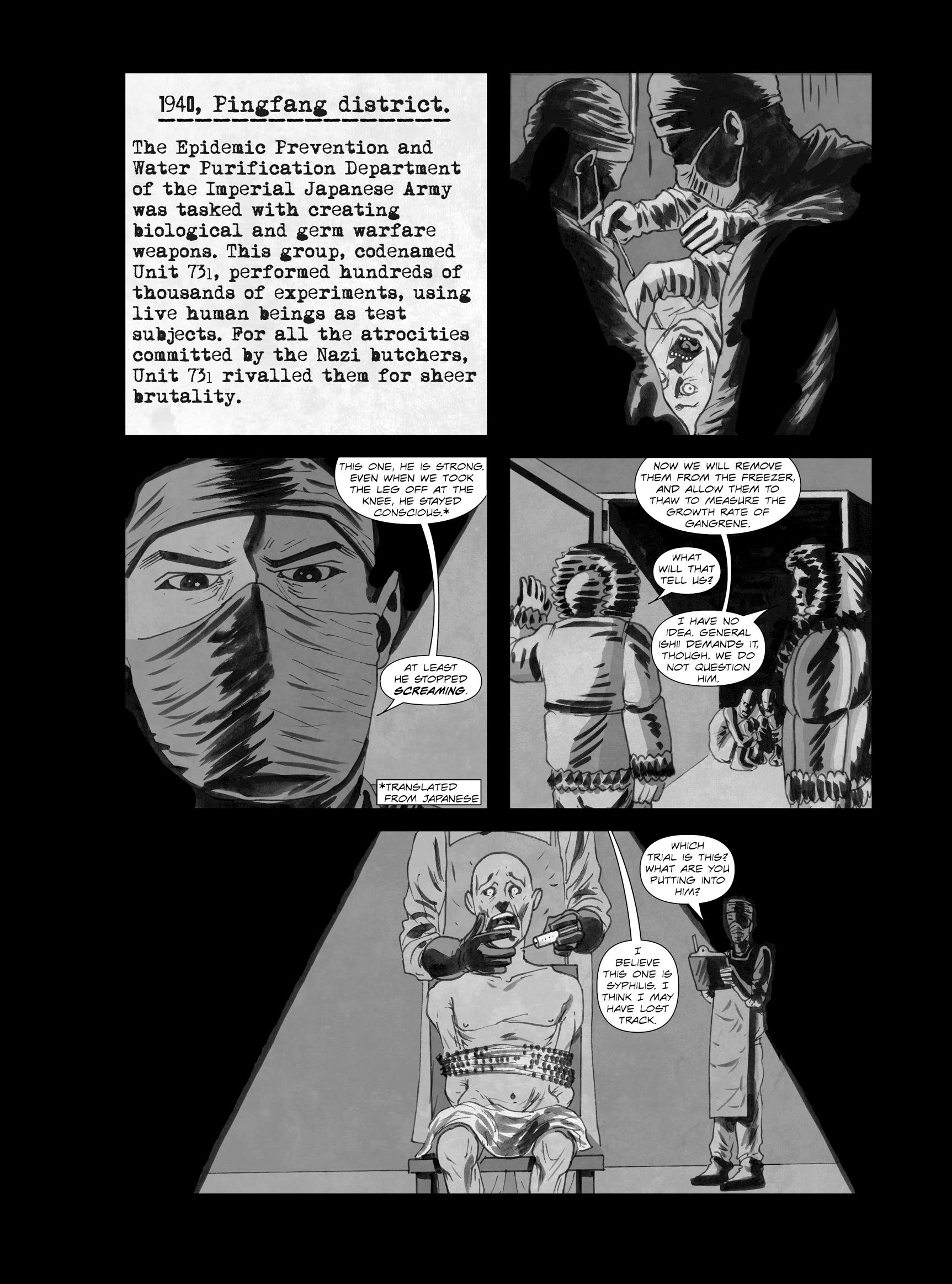 Read online FUBAR comic -  Issue #2 - 104