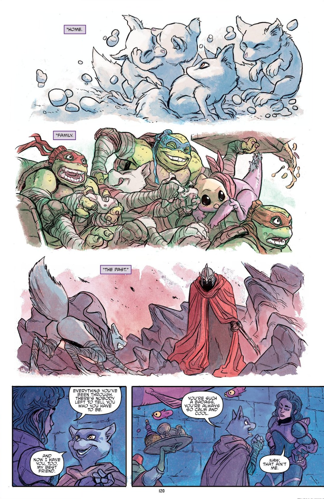 Read online Teenage Mutant Ninja Turtles: The IDW Collection comic -  Issue # TPB 9 (Part 2) - 20