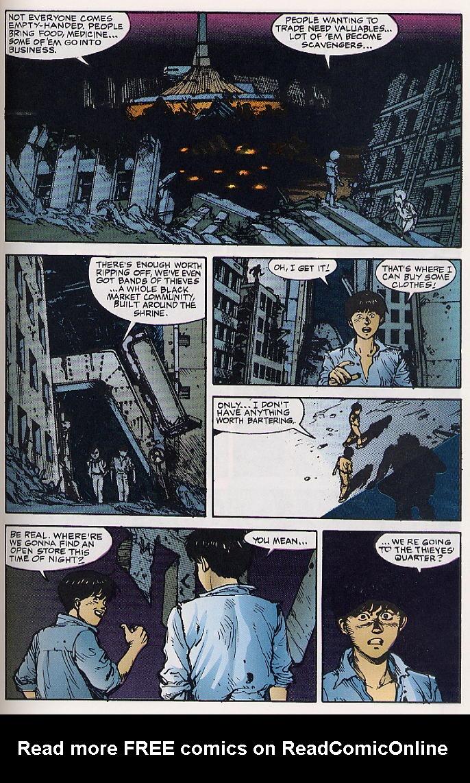 Read online Akira comic -  Issue #24 - 47