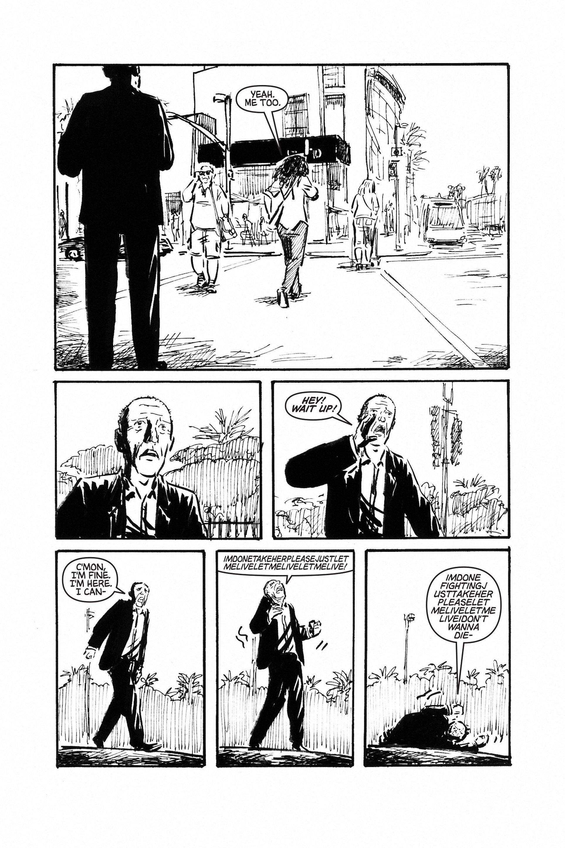 Read online Tumor comic -  Issue # TPB - 150
