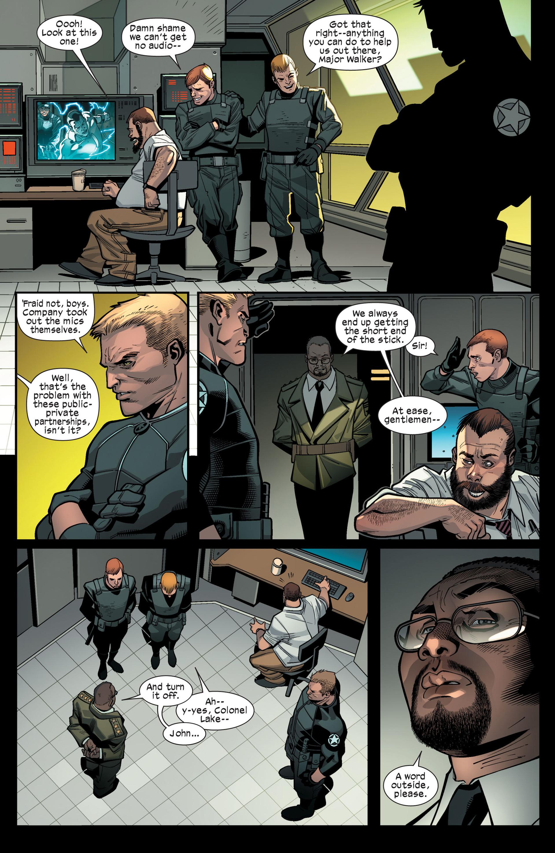 Read online Ultimate Comics X-Men comic -  Issue #9 - 6