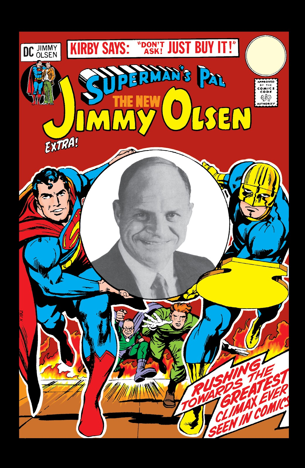 Read online Superman's Pal, Jimmy Olsen by Jack Kirby comic -  Issue # TPB (Part 2) - 67