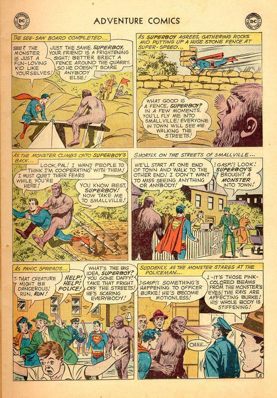 Read online Adventure Comics (1938) comic -  Issue #274 - 7