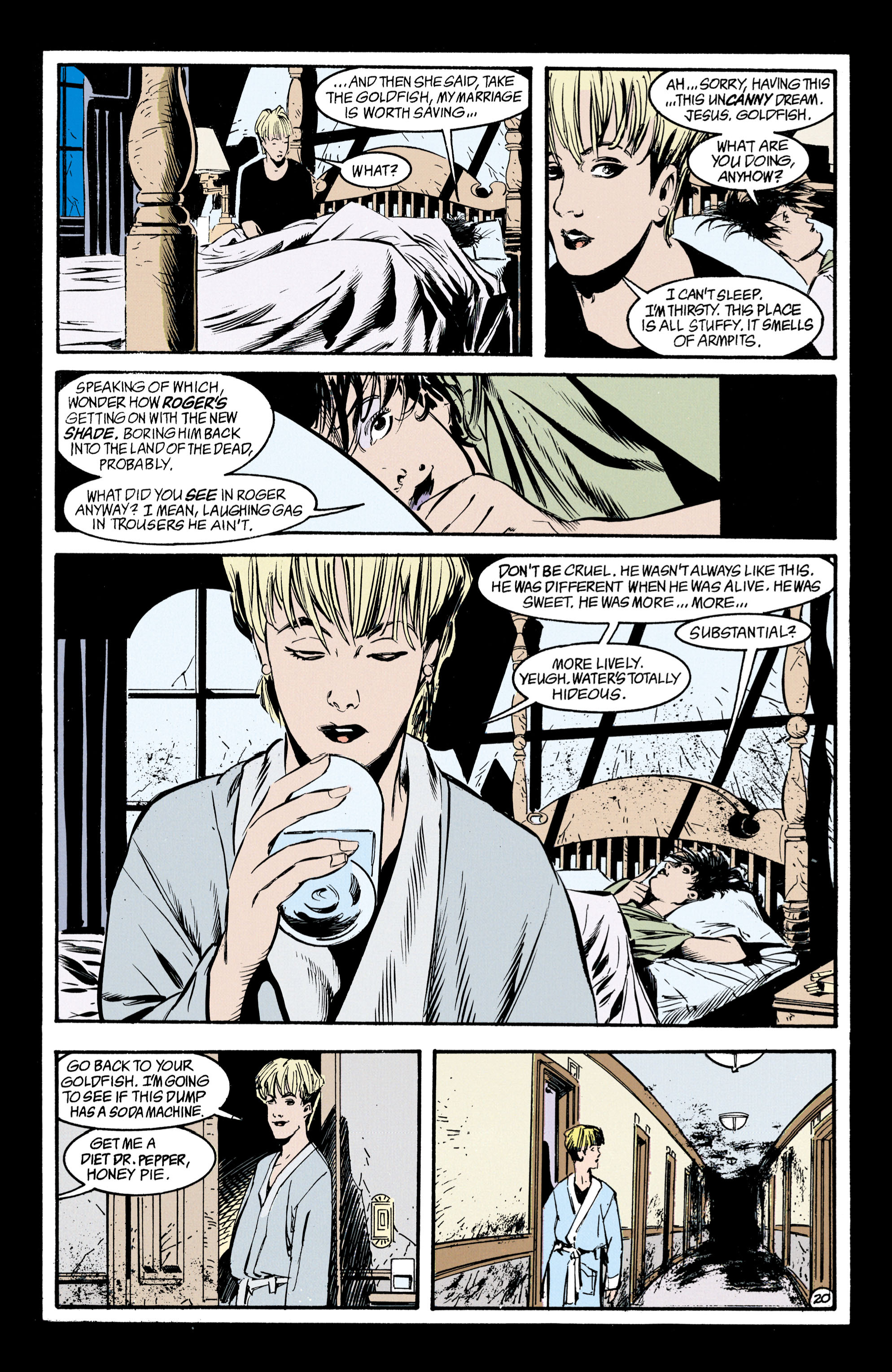Read online Shade, the Changing Man comic -  Issue #33 - 21