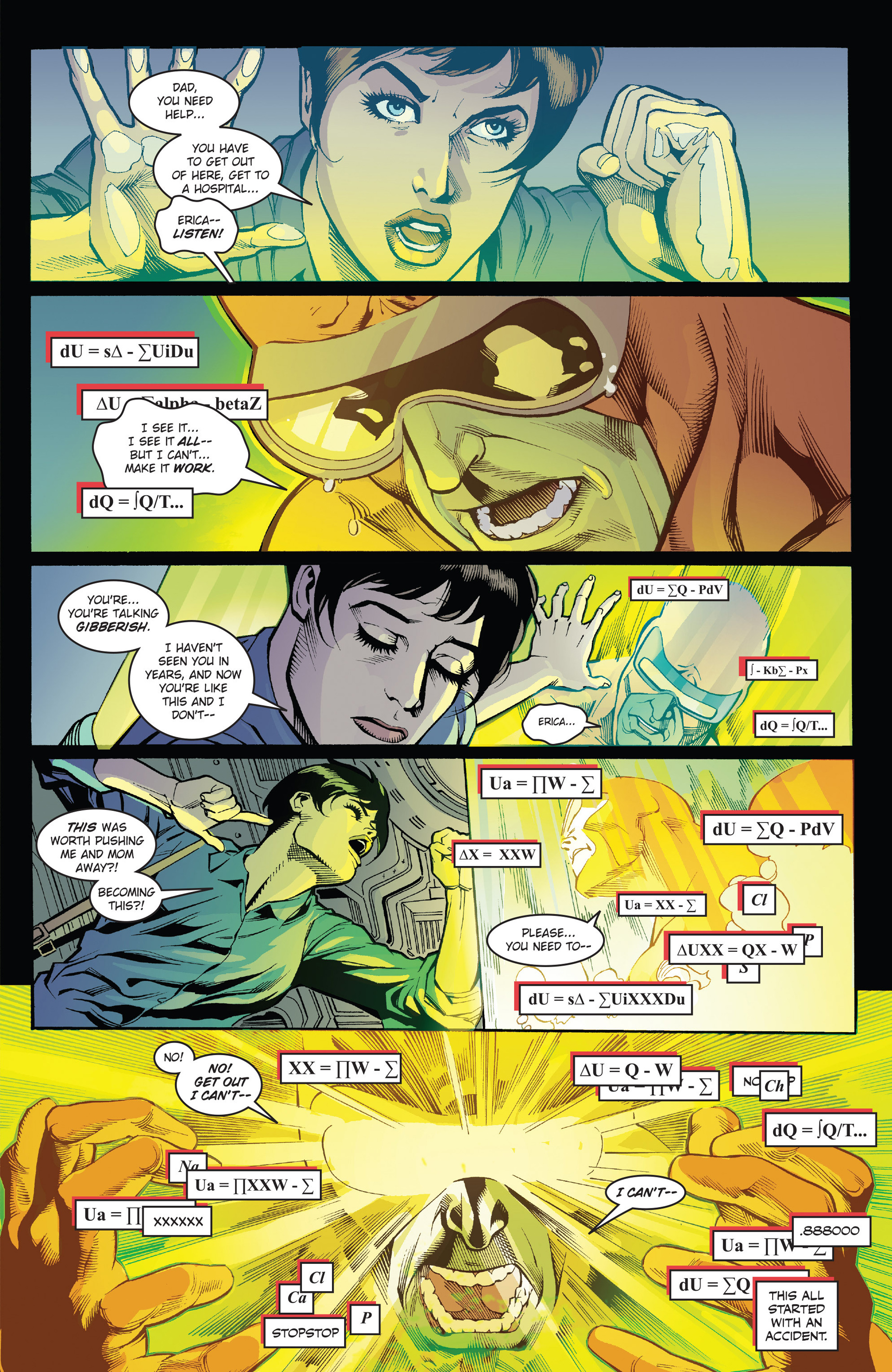 Read online Solar: Man of the Atom (2014) comic -  Issue #1 - 23